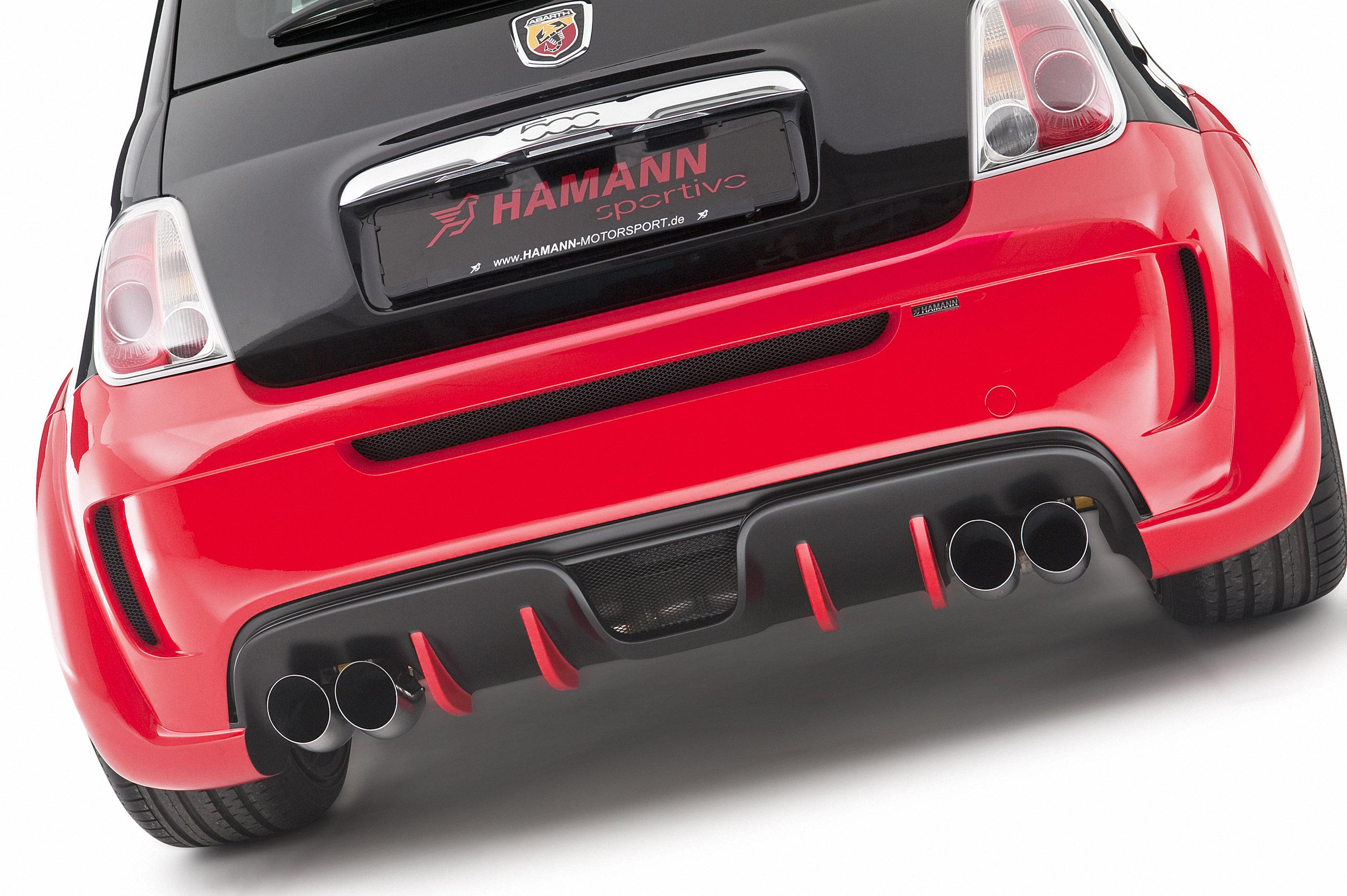 HAMANN Fiat 500 Abarth - Picture 34685