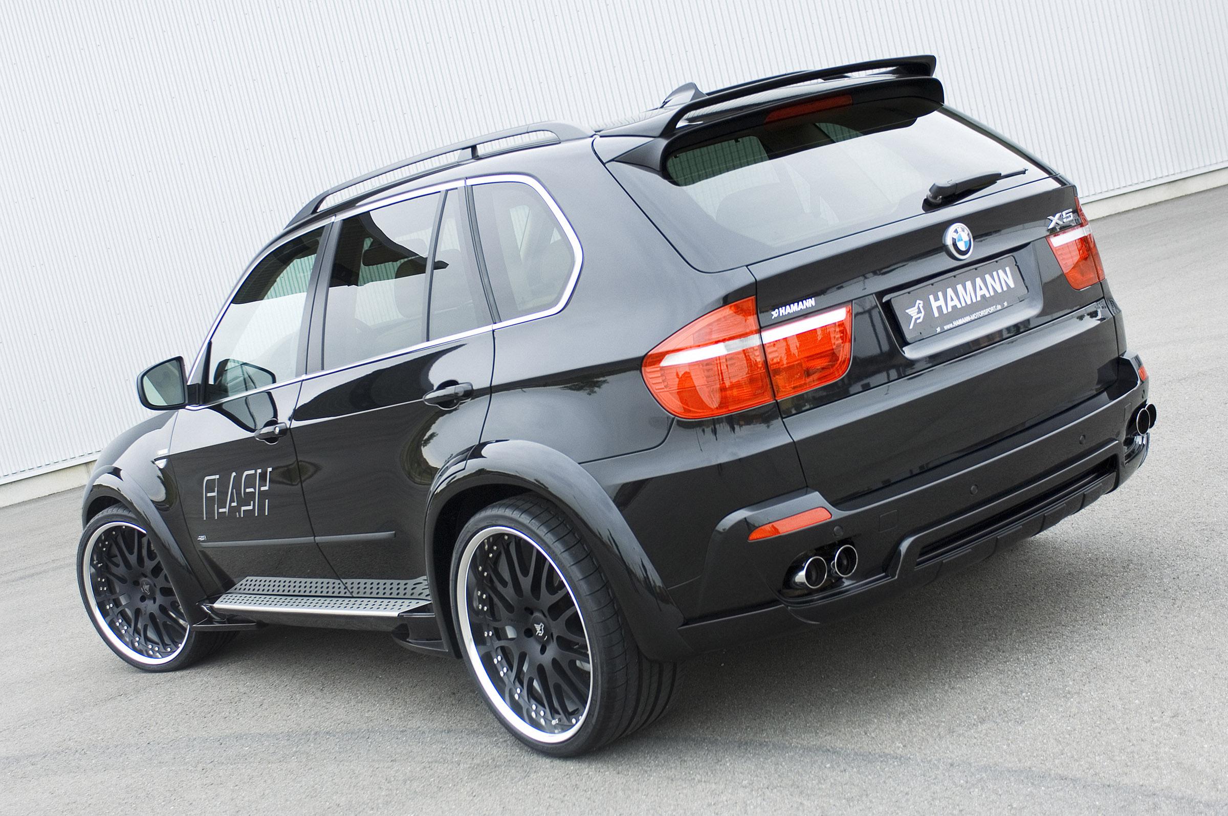 Audi s4 and s4 avant hamann flash bmw x5