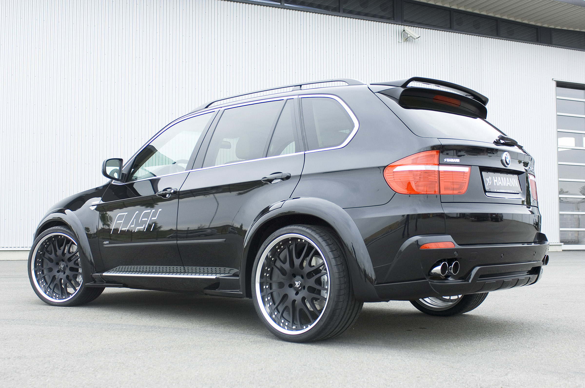 Hamann Flash Bmw X5 Picture 17174