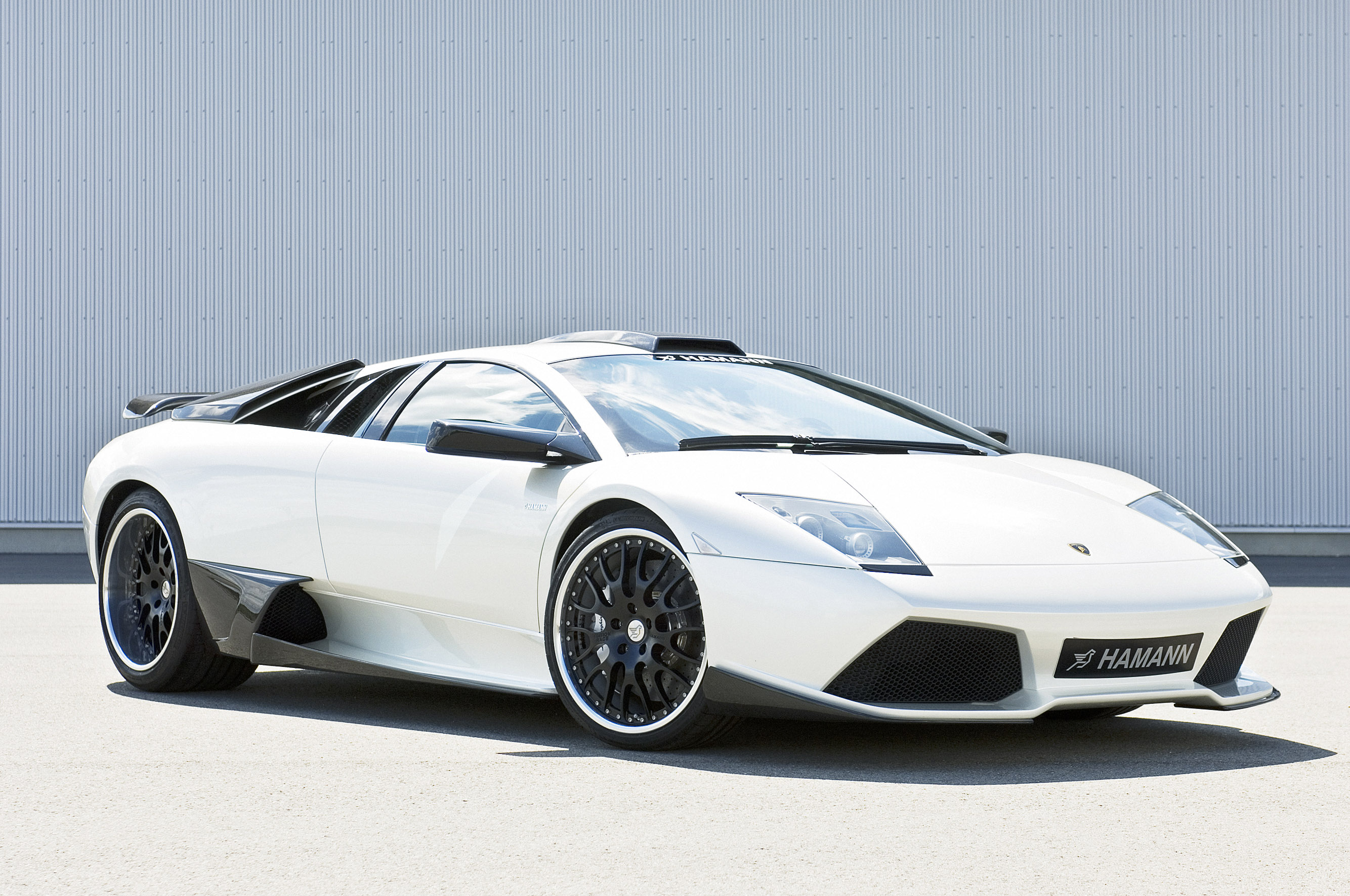 Lamborghini Murcielago LP640 Hamann | Better On Black Italia? | Flickr