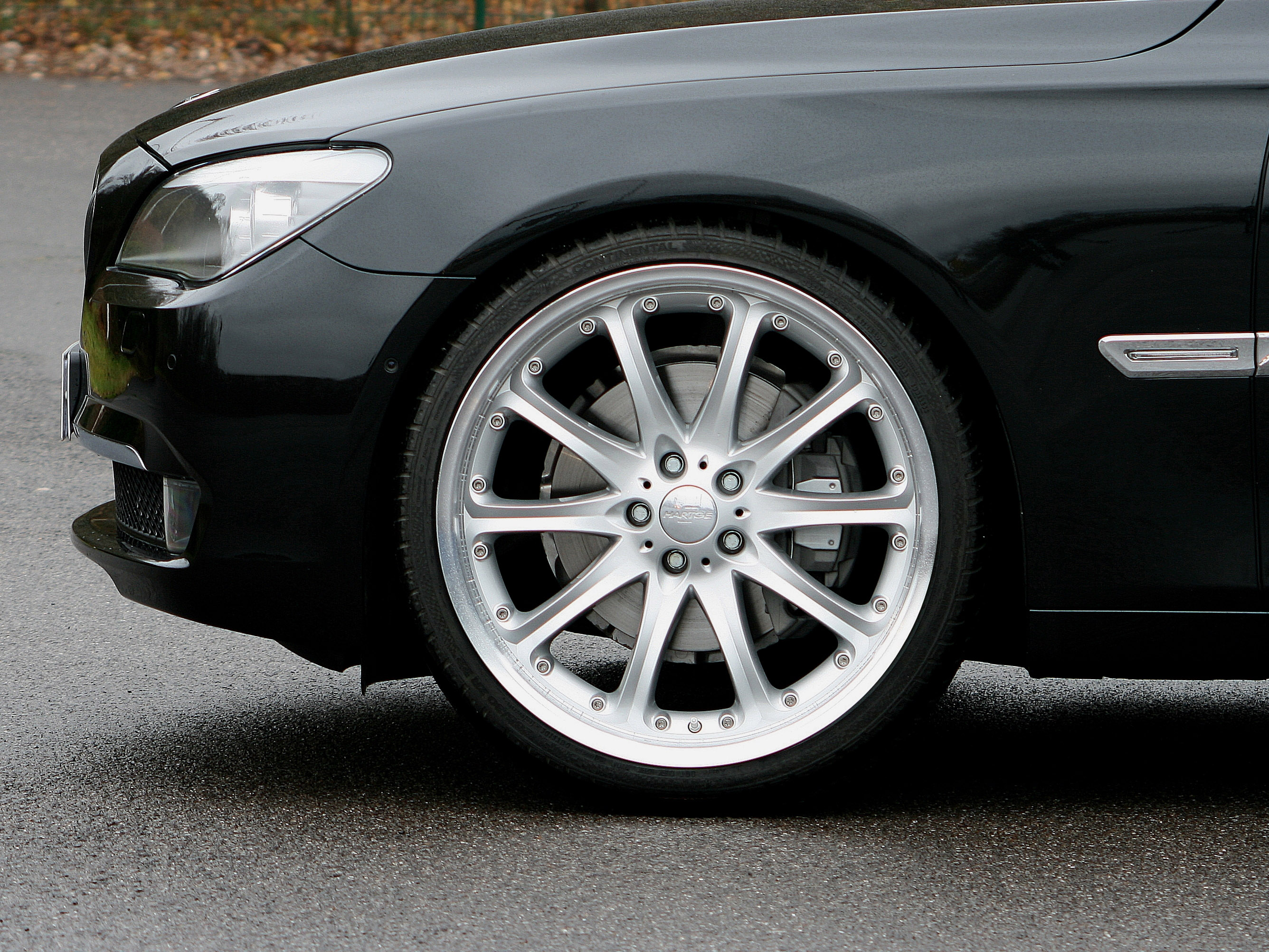 Hartge 22 Inch Classic Wheel For Bmw 7 Series Picture 11361