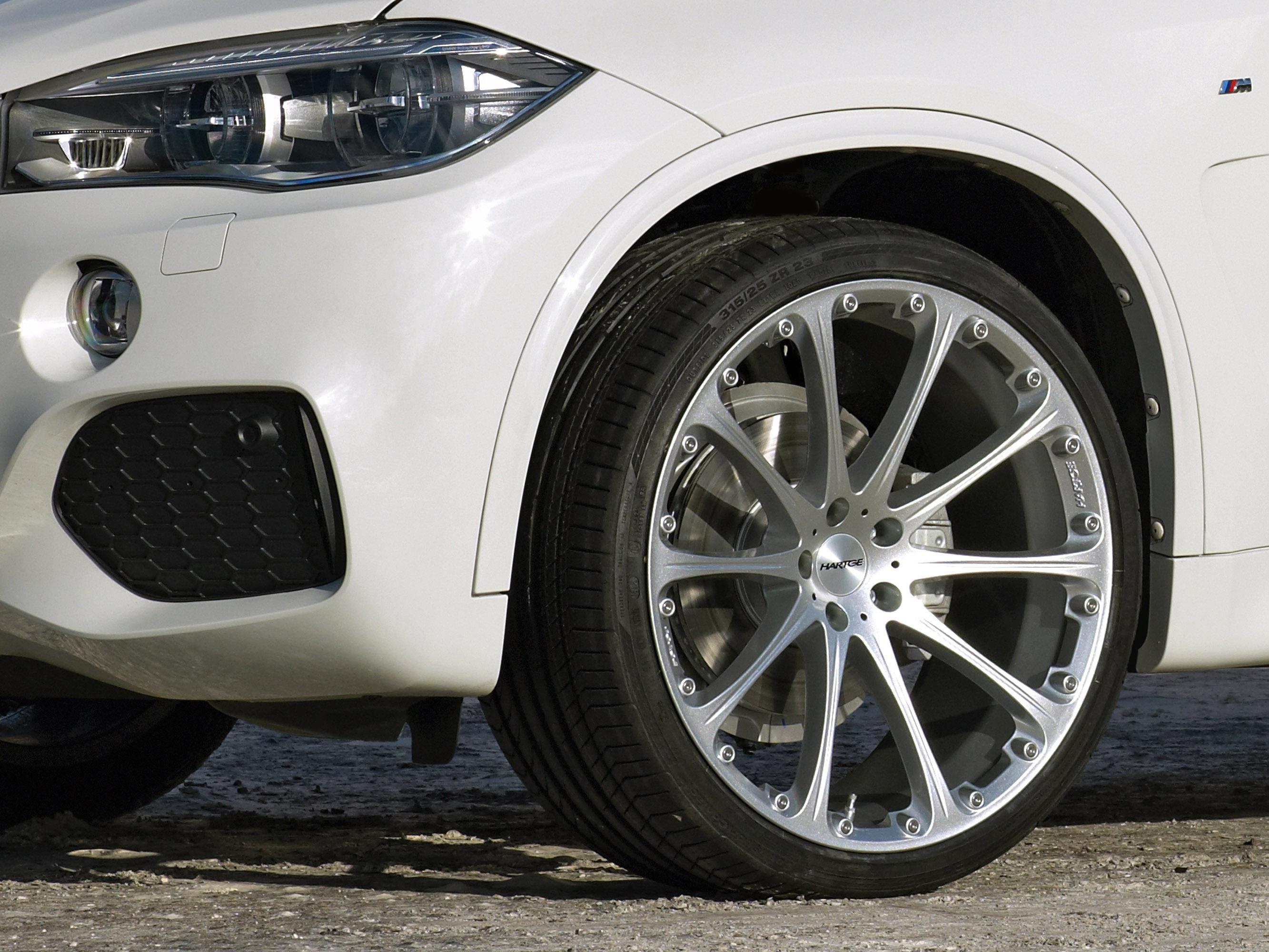 Honda Pilot Dimensions >> Hartge BMW X5 F15 Wheels