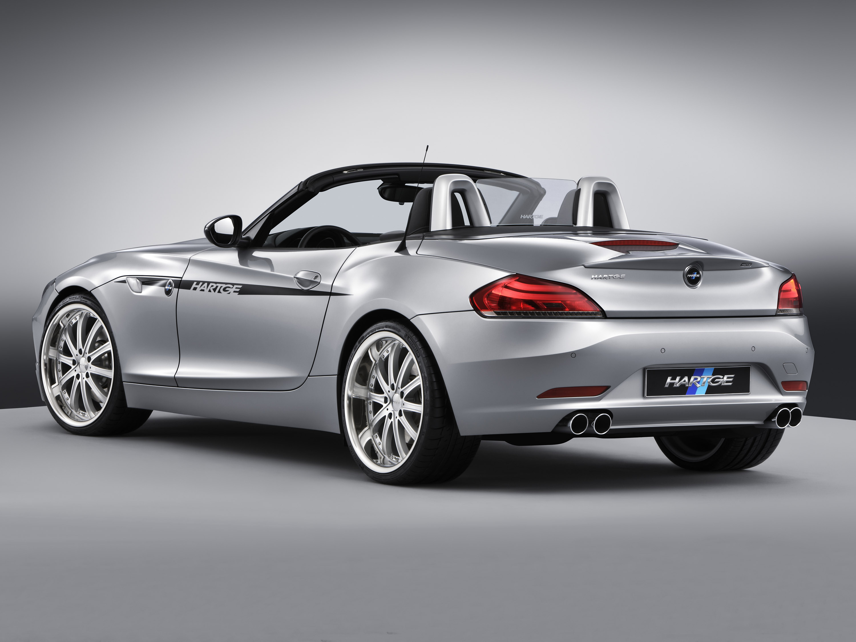 2010 Hartge Bmw Z4 Roadster Picture 35009