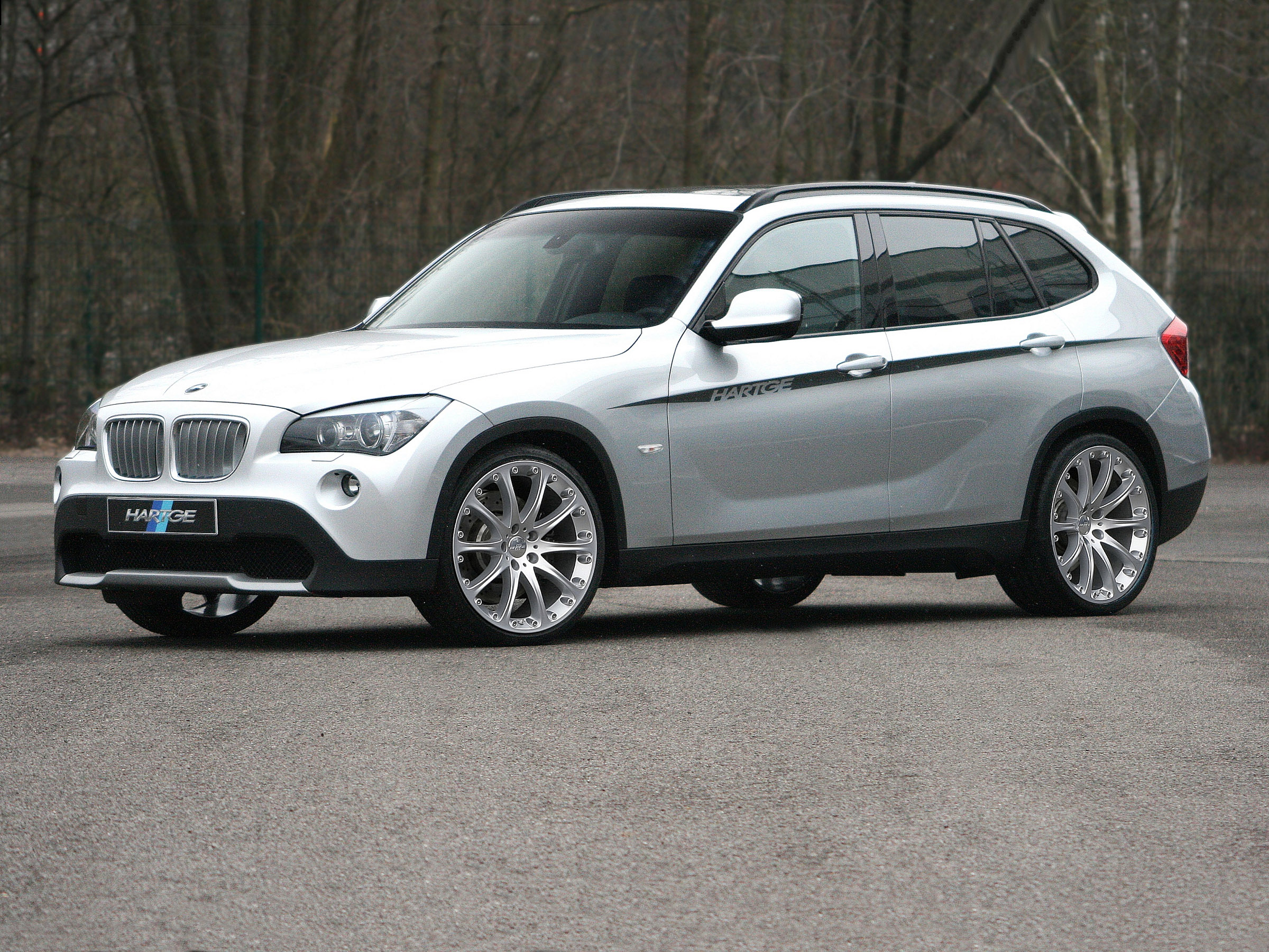 Hartge With More Power For The Bmw X1