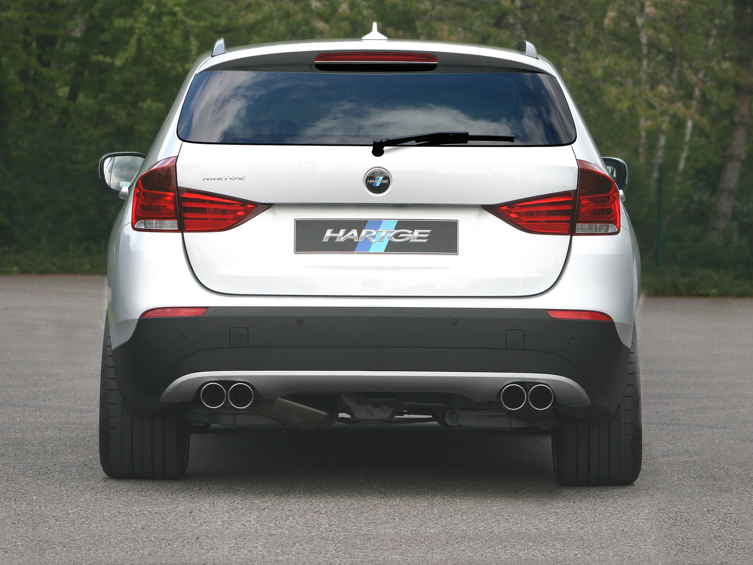 Hartge Bmw X1 Picture 41701