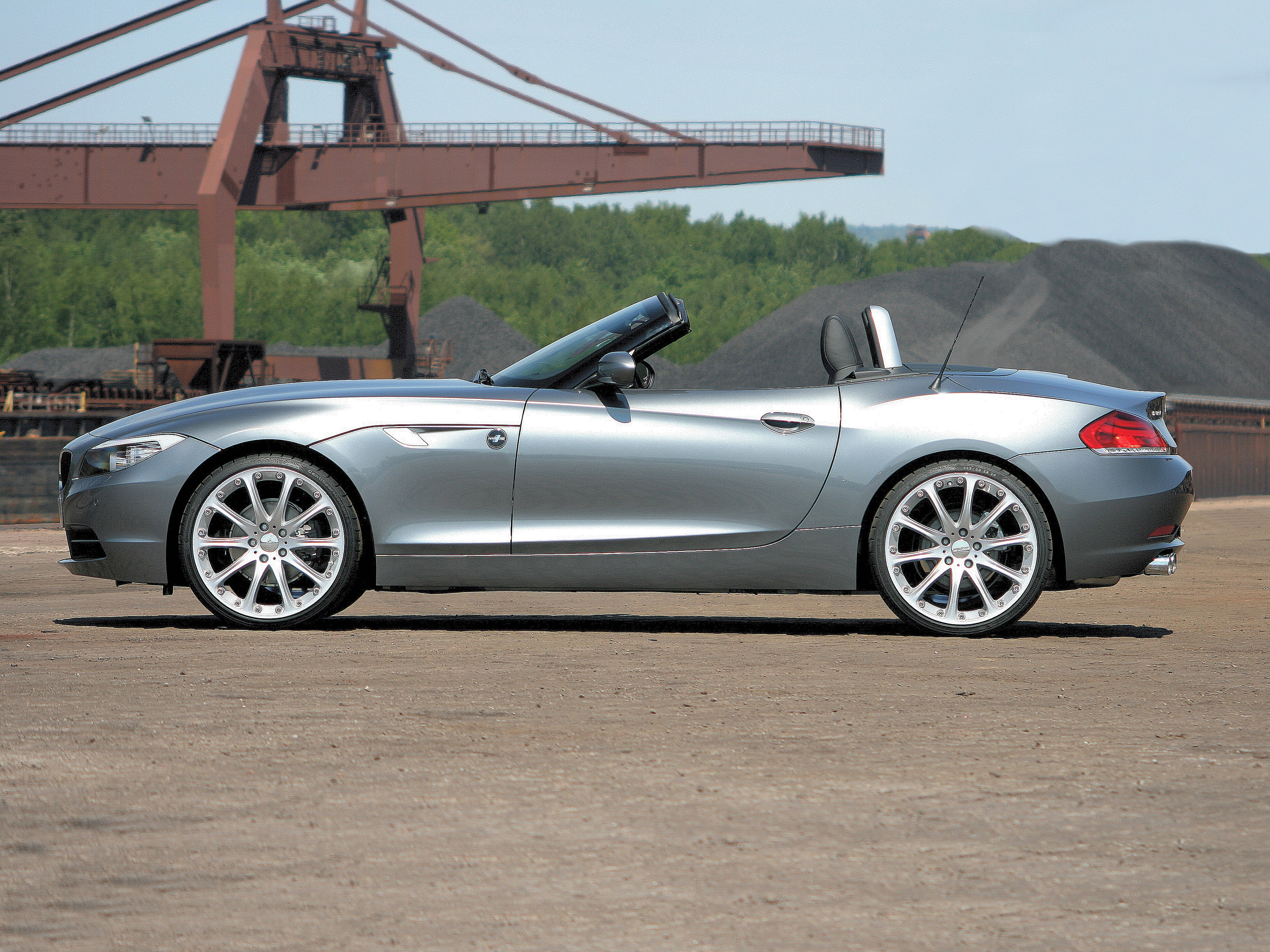 The Hartge Program For Bmw Z4 Roadster