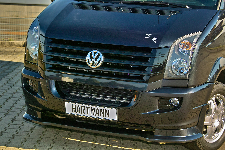 sporty and individual hartman volkswagen crafter vansports. Black Bedroom Furniture Sets. Home Design Ideas