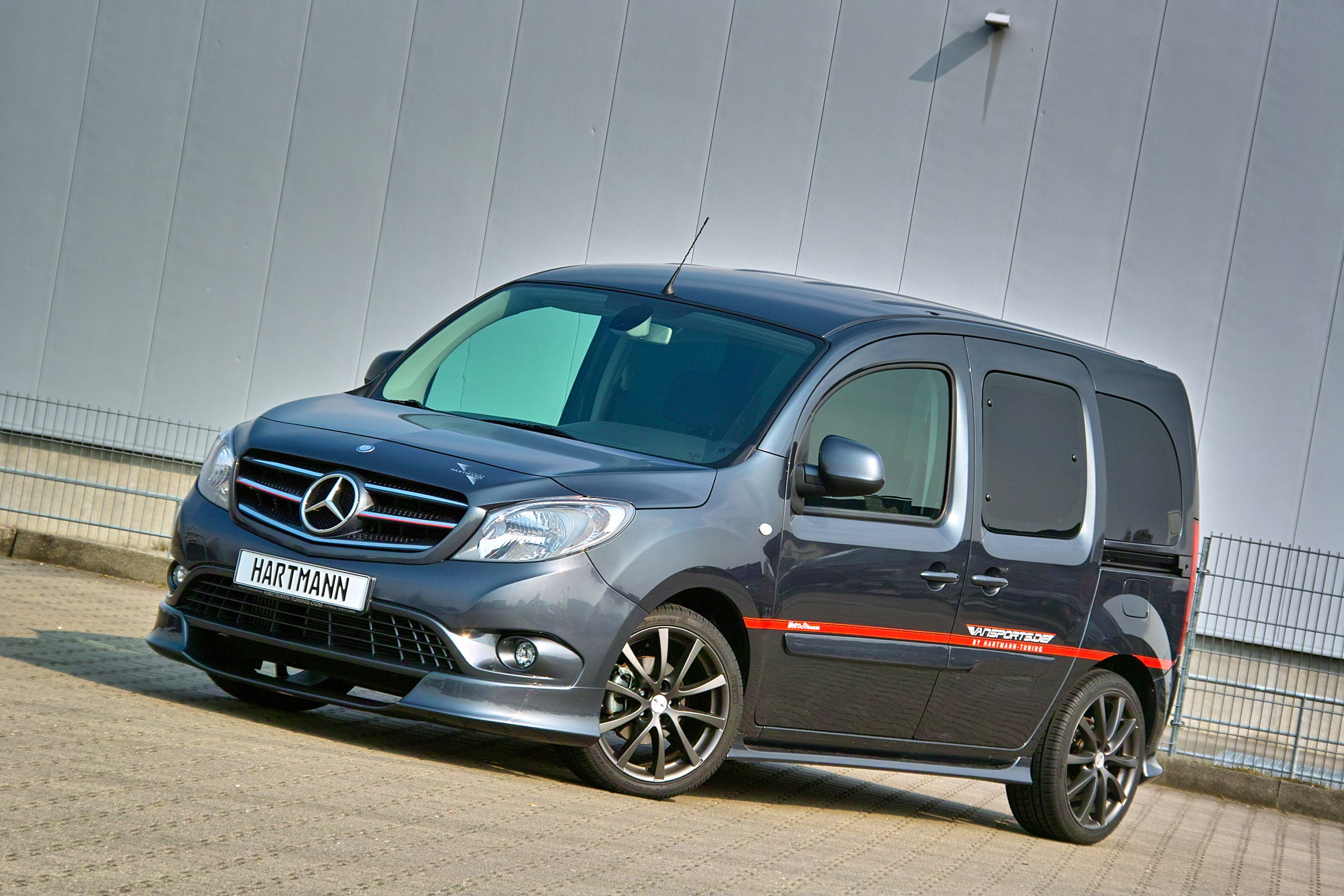 hartmann mercedes benz citan. Black Bedroom Furniture Sets. Home Design Ideas