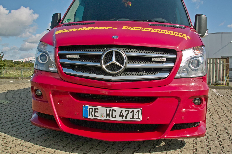 Hartmann Tuning Mercedes-Benz Sprinter 319 CDI 2014