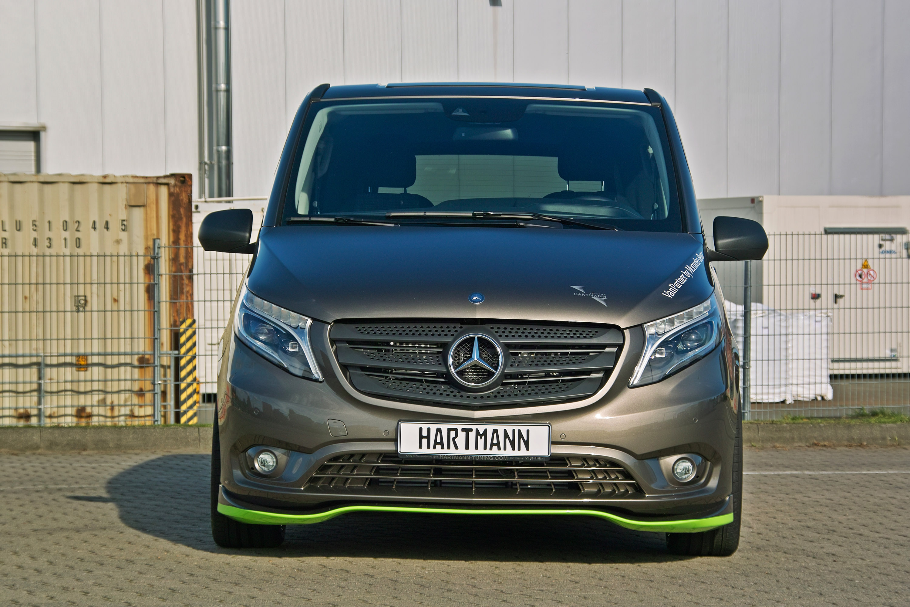 Mercedes vito upgraded by hartmann tuning for Mercedes benz of denver