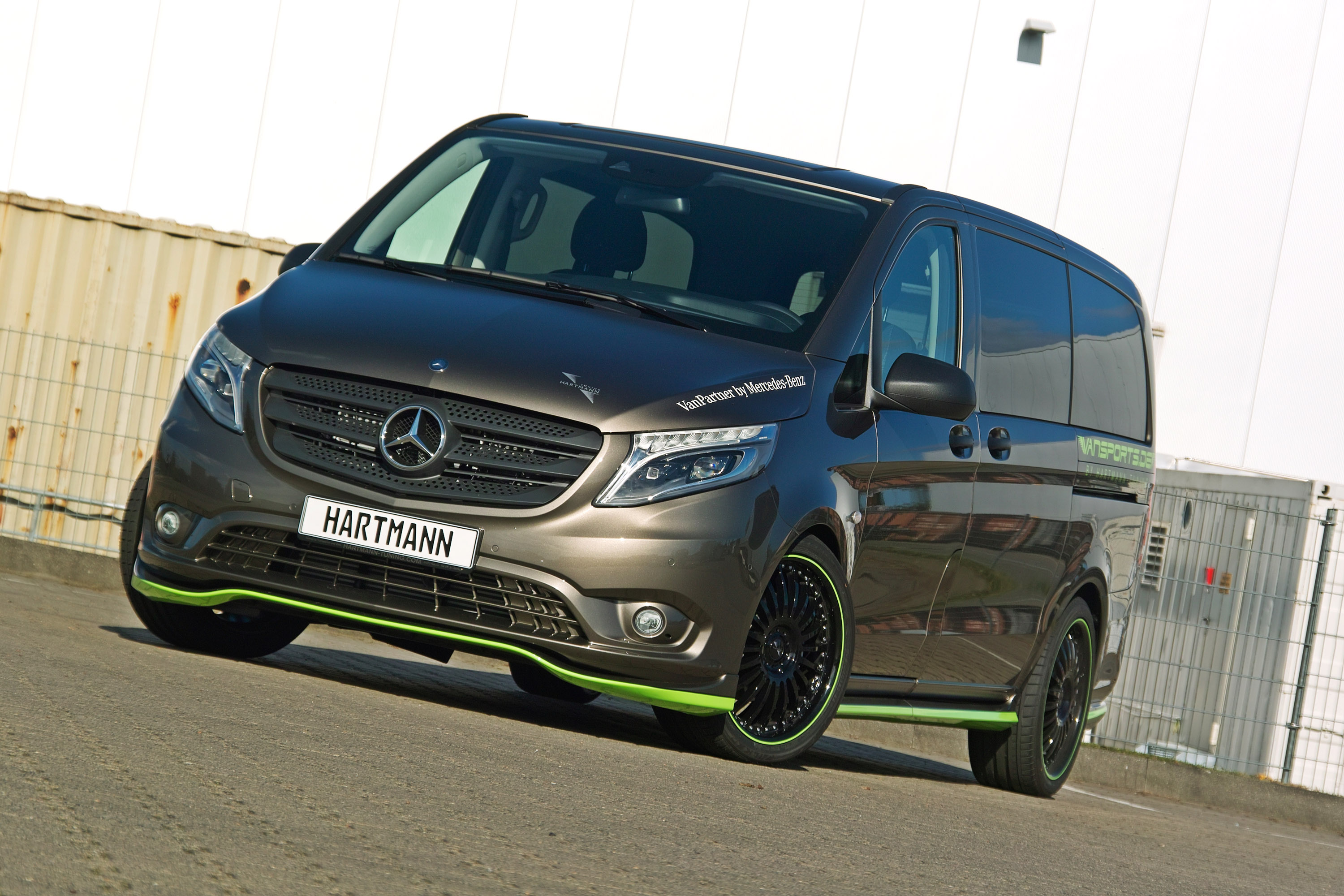 mercedes vito upgraded by hartmann tuning. Black Bedroom Furniture Sets. Home Design Ideas