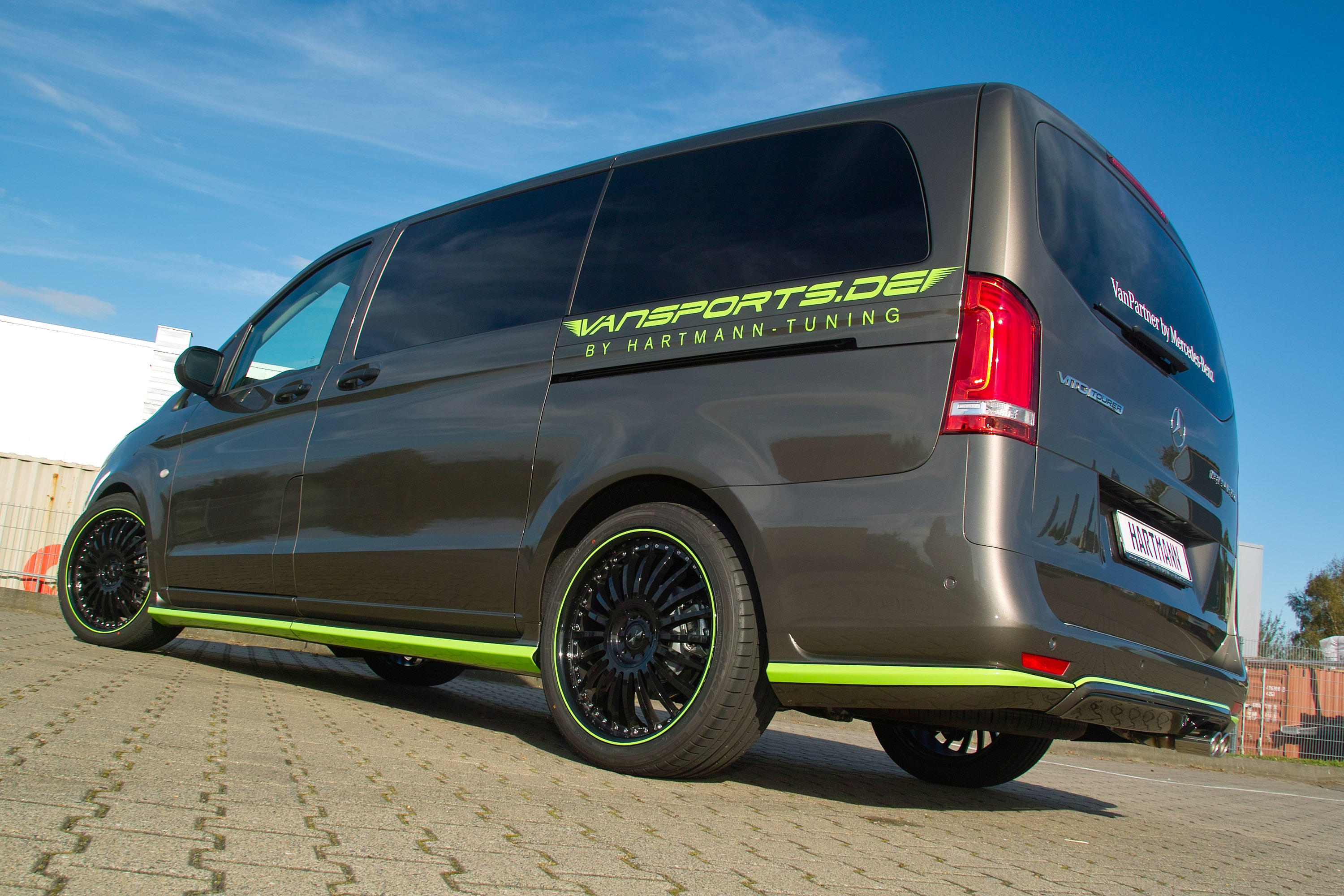Hartmann Tuning Mercedes Benz Vito Picture 112747