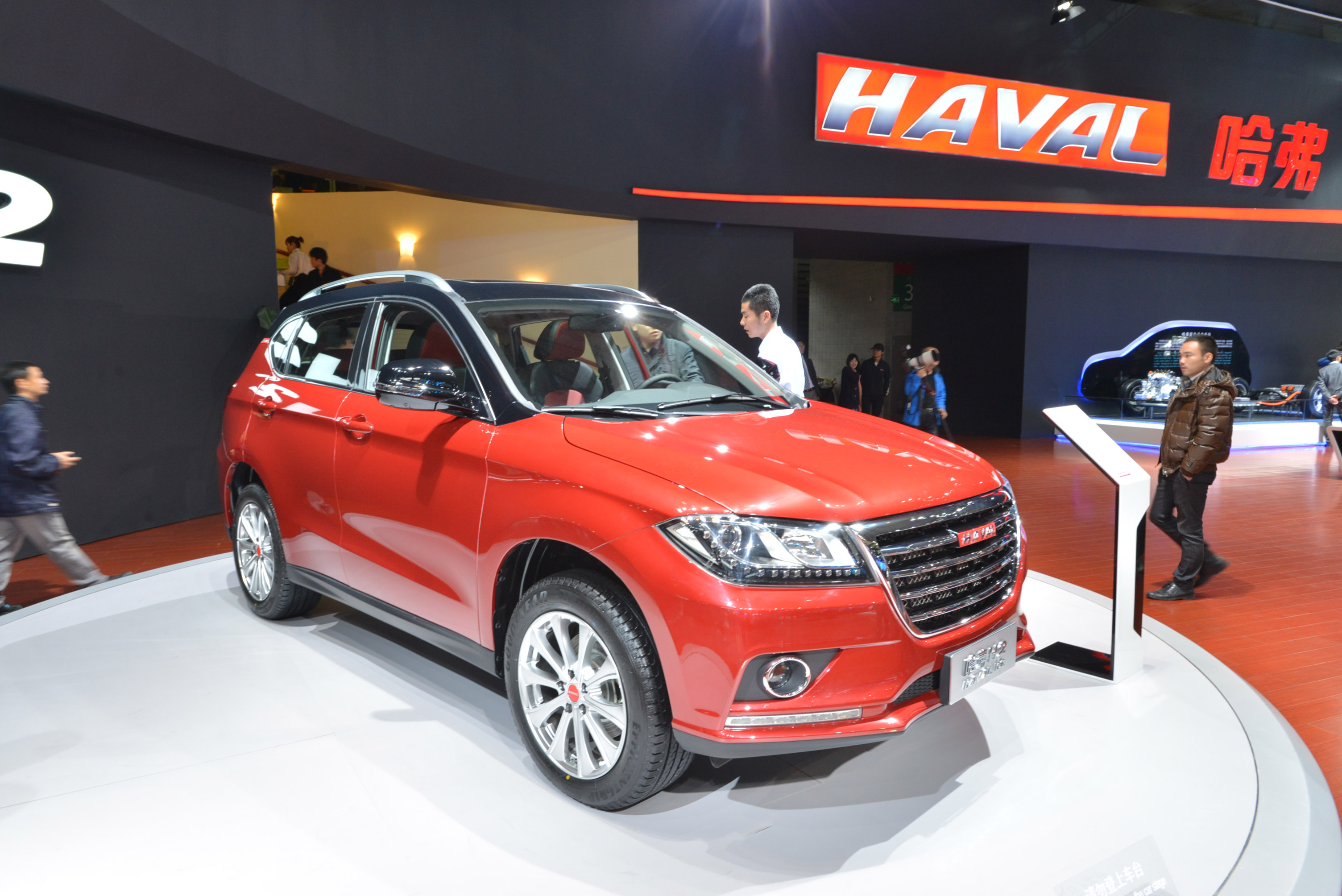 Haval H2 Shanghai 2013 Picture 84502