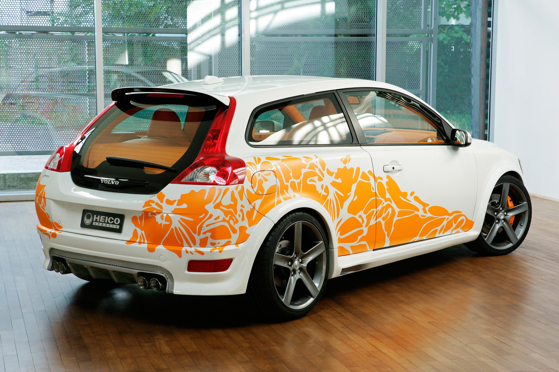 2009 HEICO SPORTIV Volvo C30 SEMA - Picture 28641
