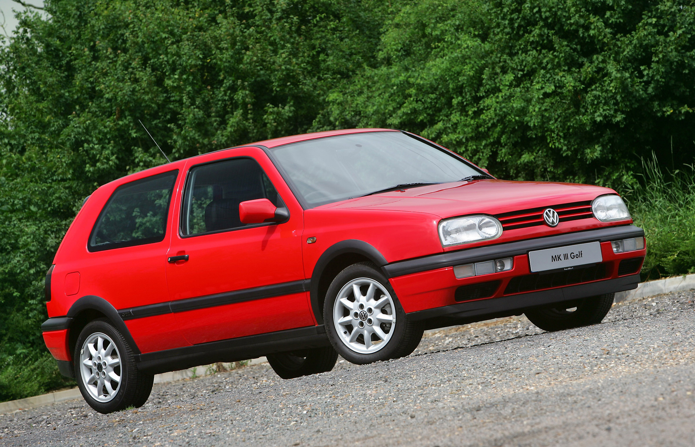 1975 2008 The History Of The Golf Gti