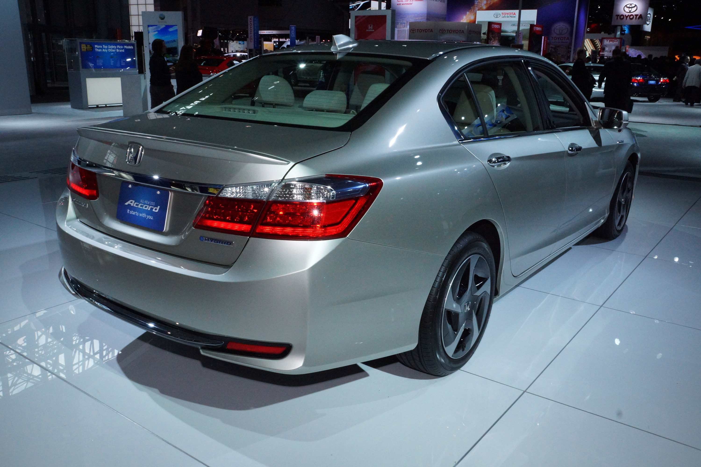 Honda Accord Hybrid New York