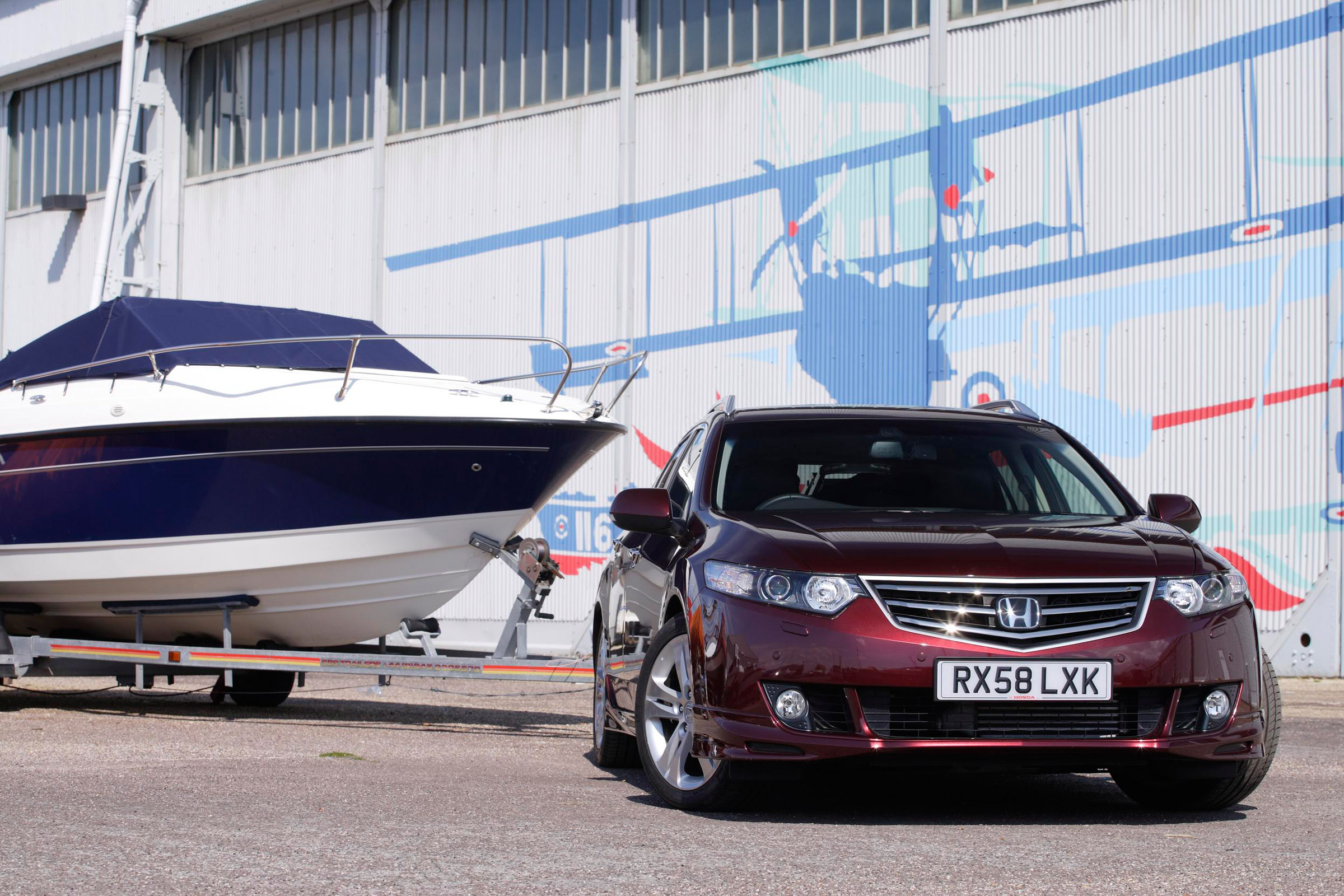 honda accord touring type  picture