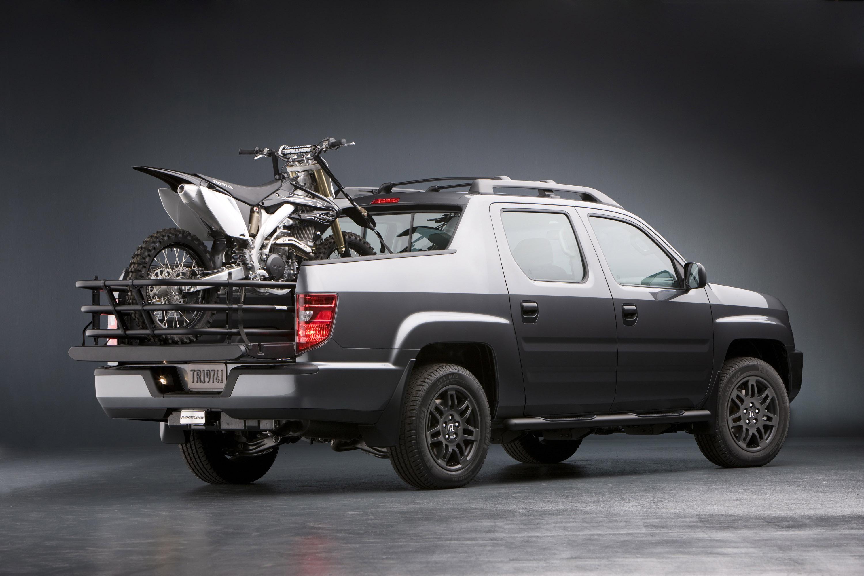 Honda Accord Sport >> Honda Reveals Accessory Concepts for Civic and Ridgeline ...