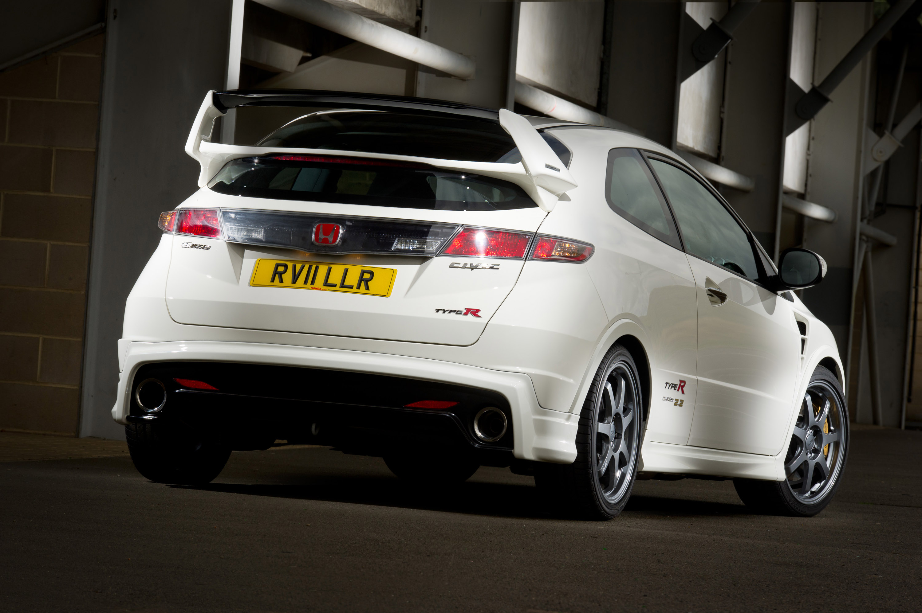 honda civic type  mugen