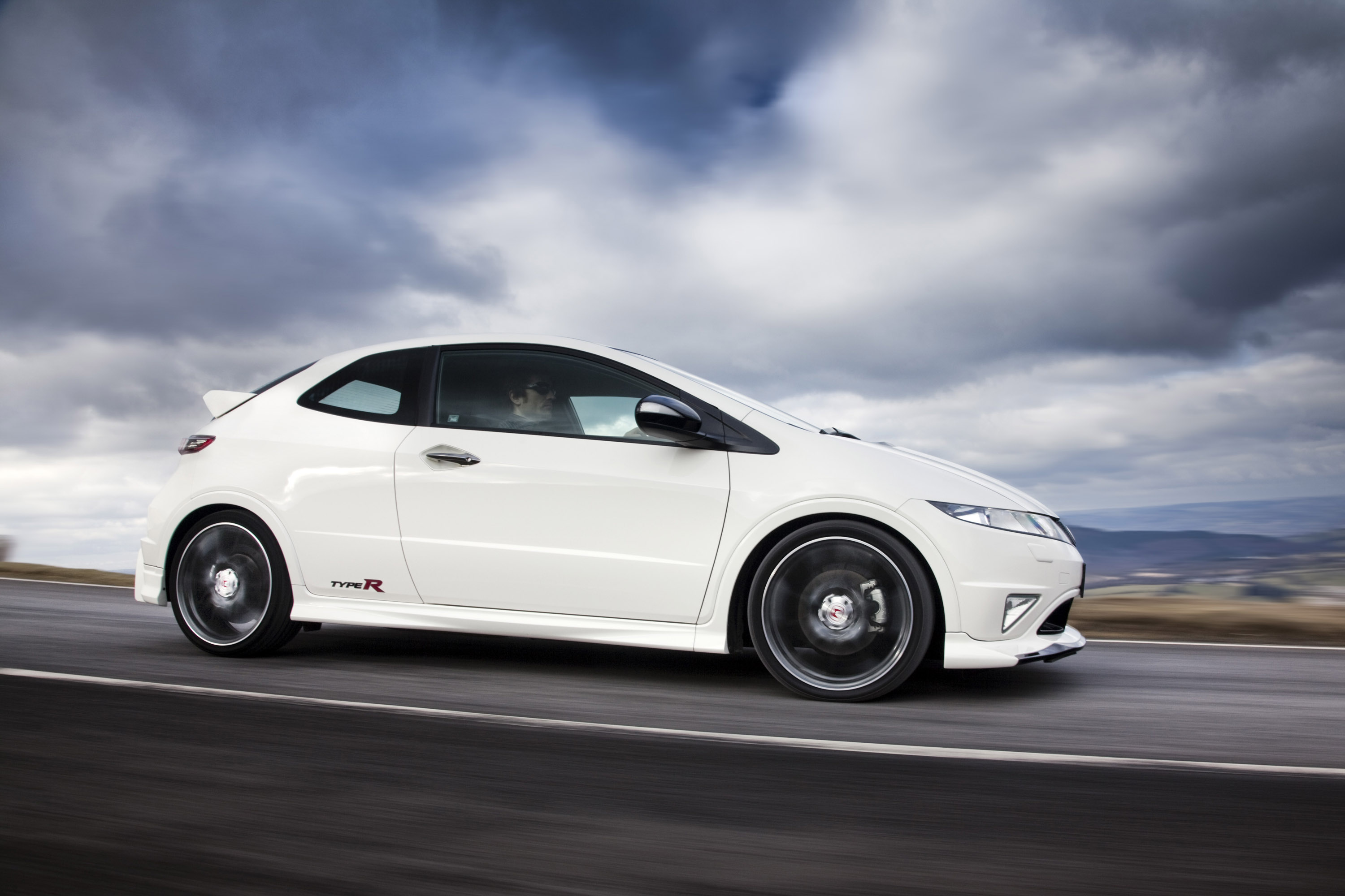 Honda Civic Type R Mugen 200 at Silverstone on 22 August
