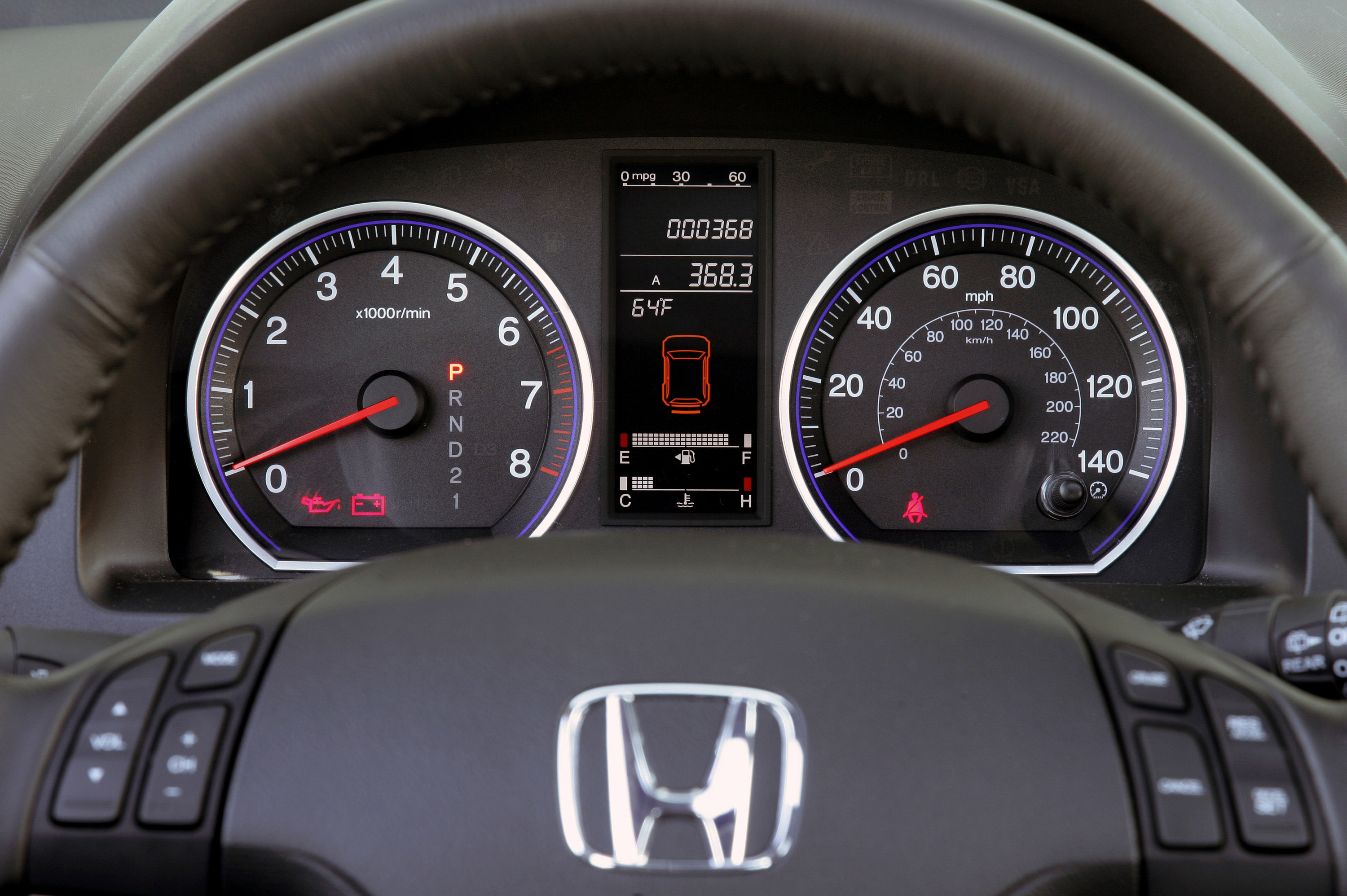 2009 Honda Cr V Delivers Refined And Stylish Approach To