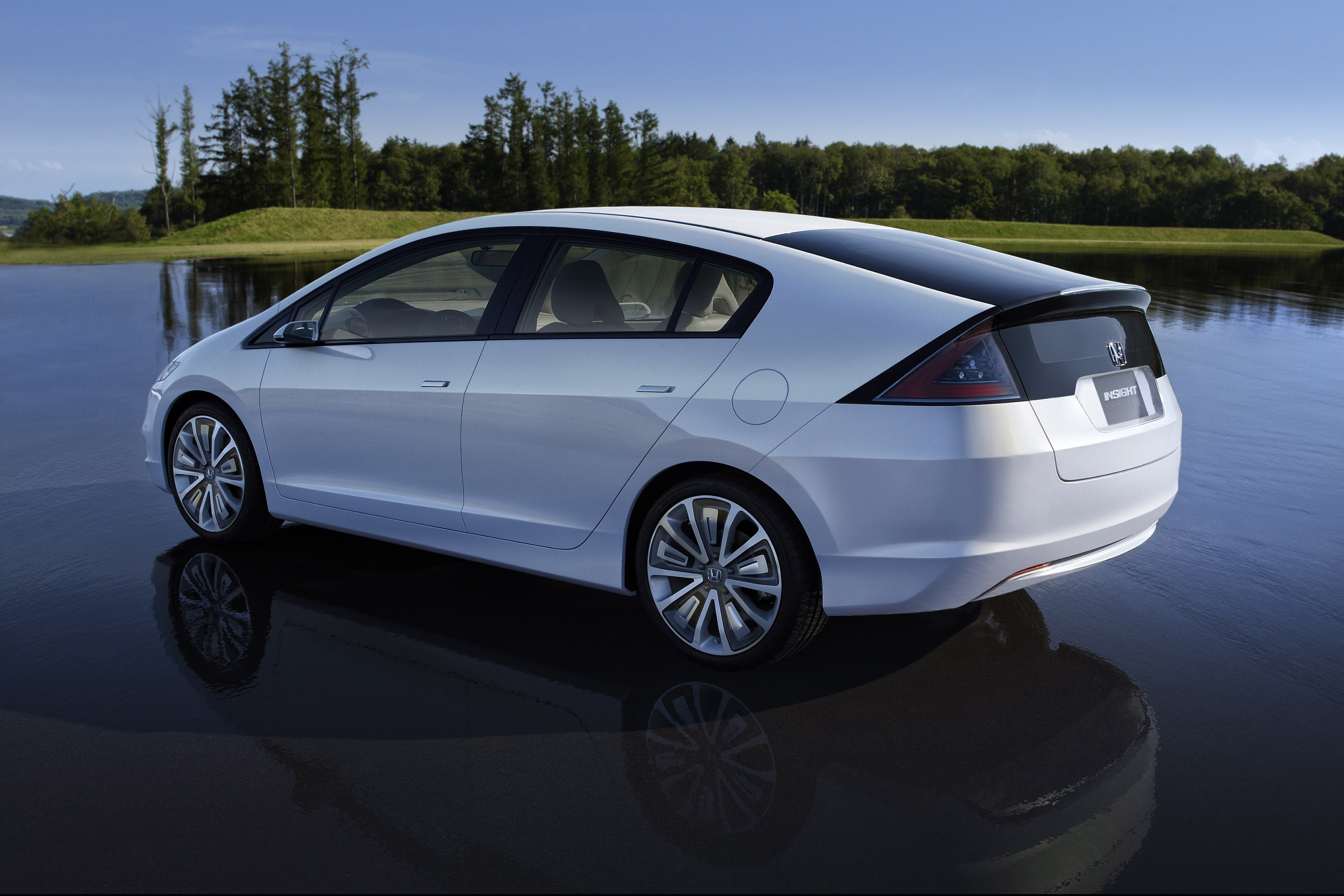 ... Honda Insight Concept, ...