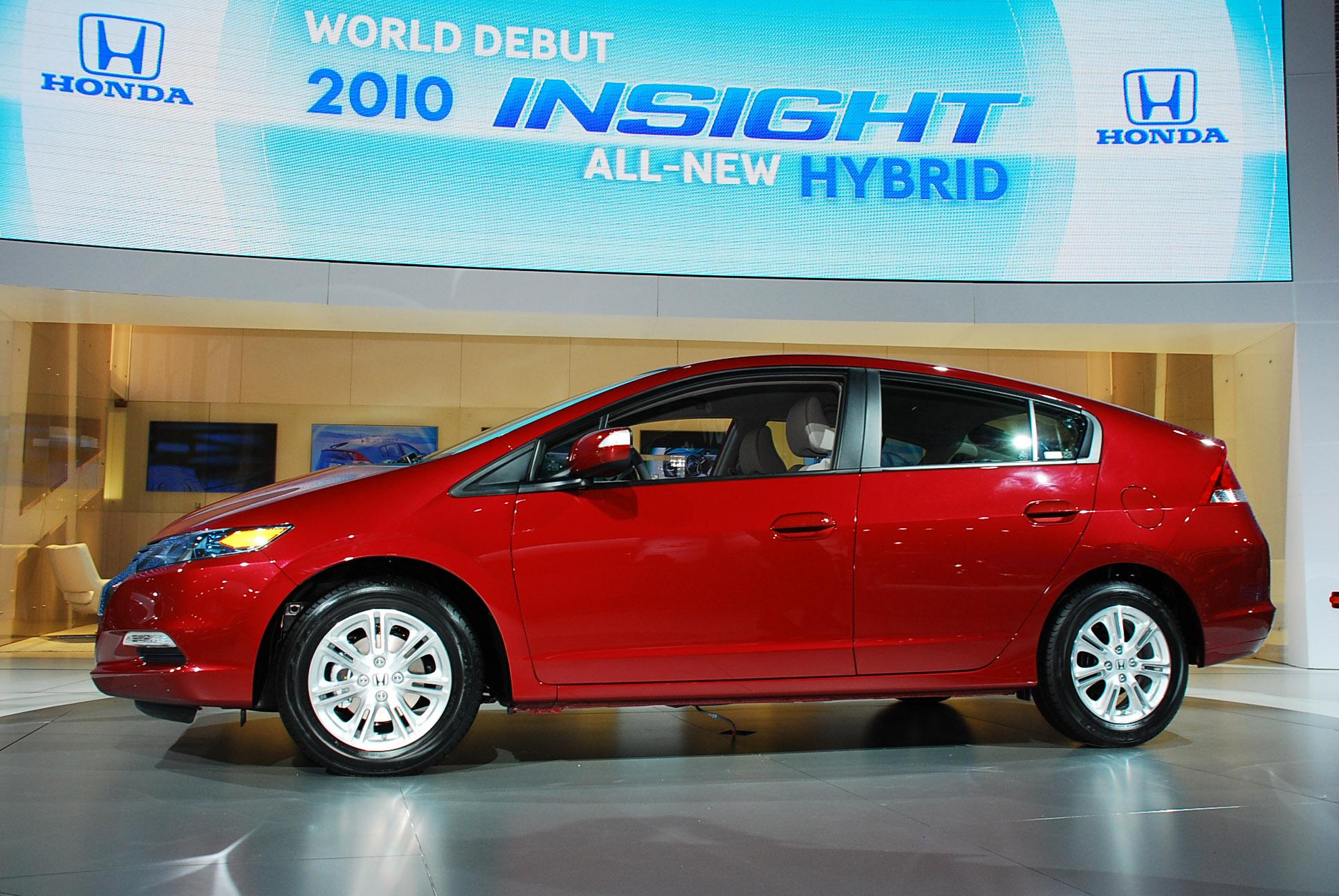 2009 Honda Insight Hybrid