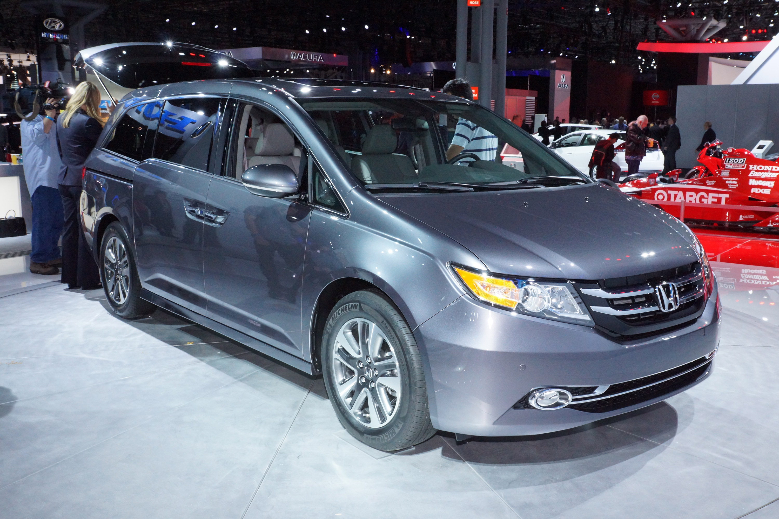 Honda Odyssey Touring Elite New York 2013 - Picture 83720
