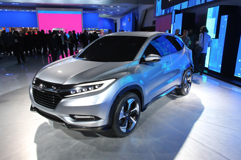 Honda urban suv concept detroit