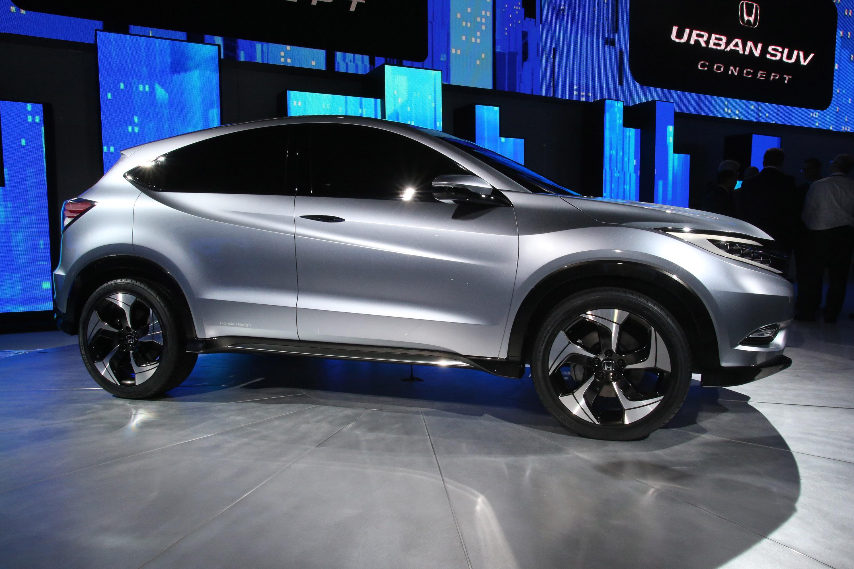 Honda Urban SUV Concept Detroit 2013 - Picture 79660