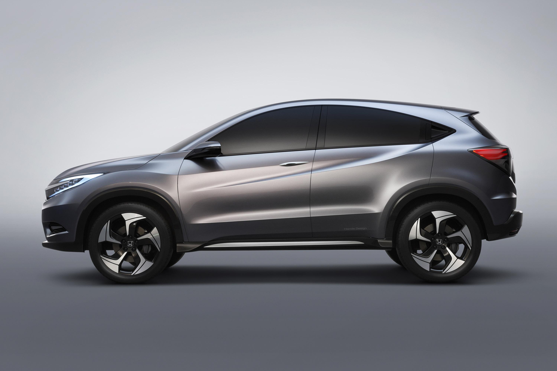Honda urban suv concept picture 79602 for Honda full size suv
