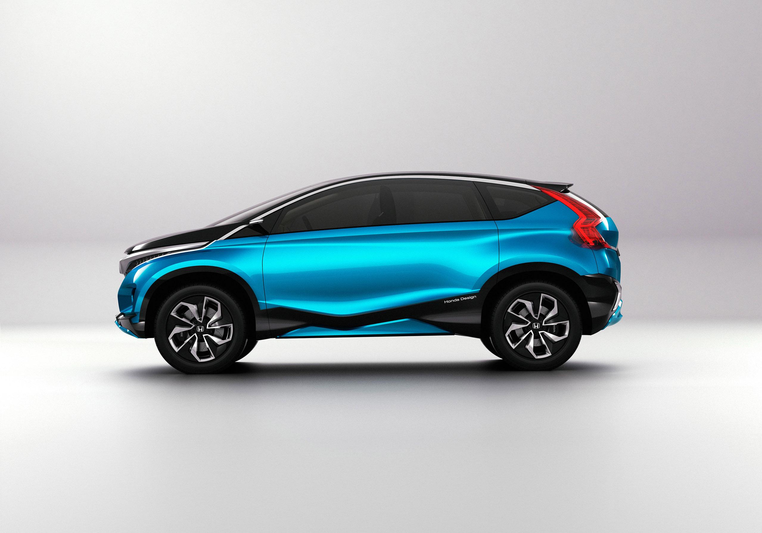 Honda Unveils Vision XS-1 Concept [VIDEO]