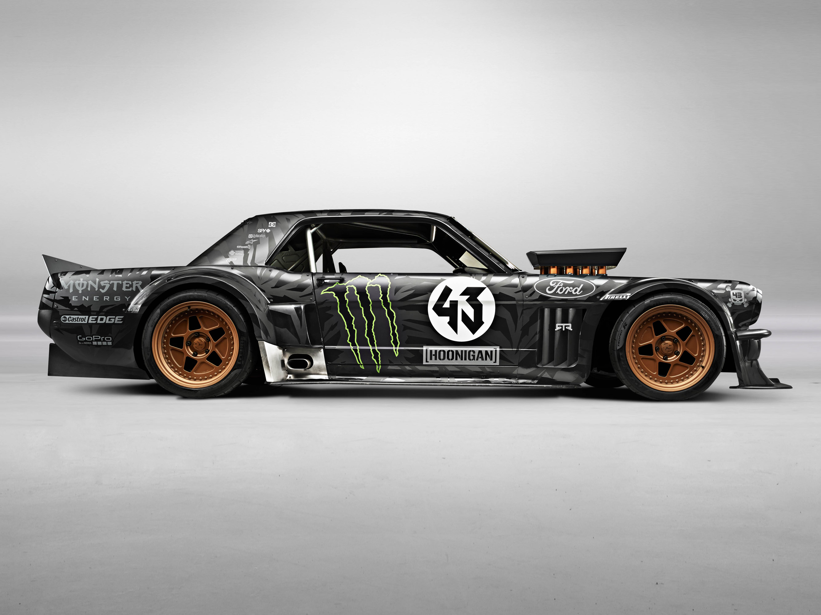 Hoonigan Ford Mustang Rtr By Ken Block Picture 112769