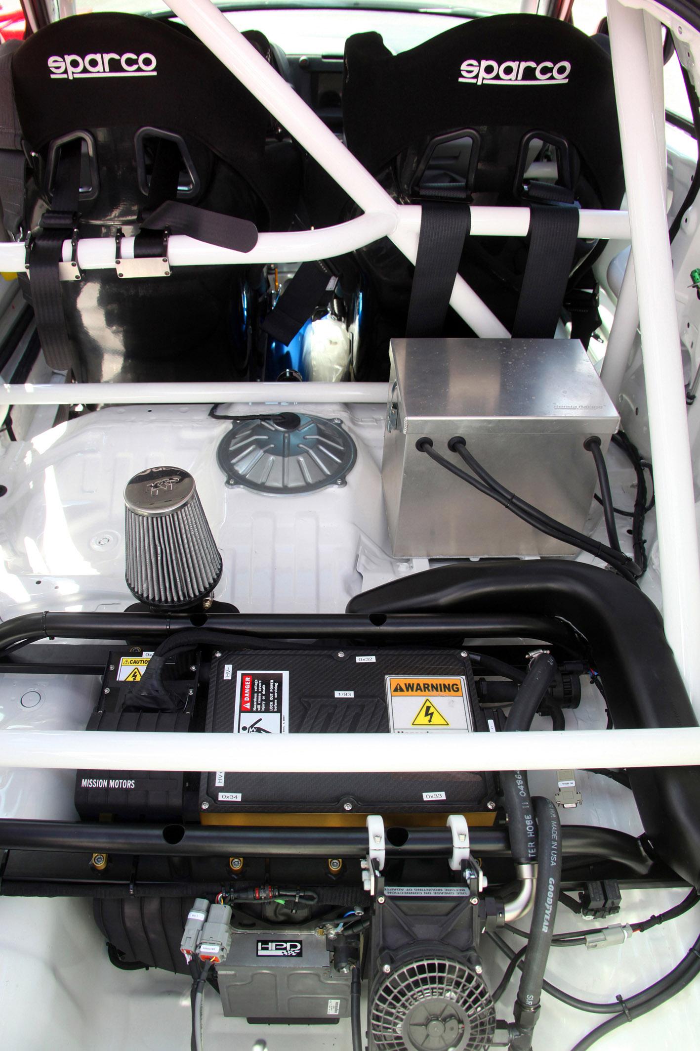 Hpd Honda Cr Z Racer Hybrid