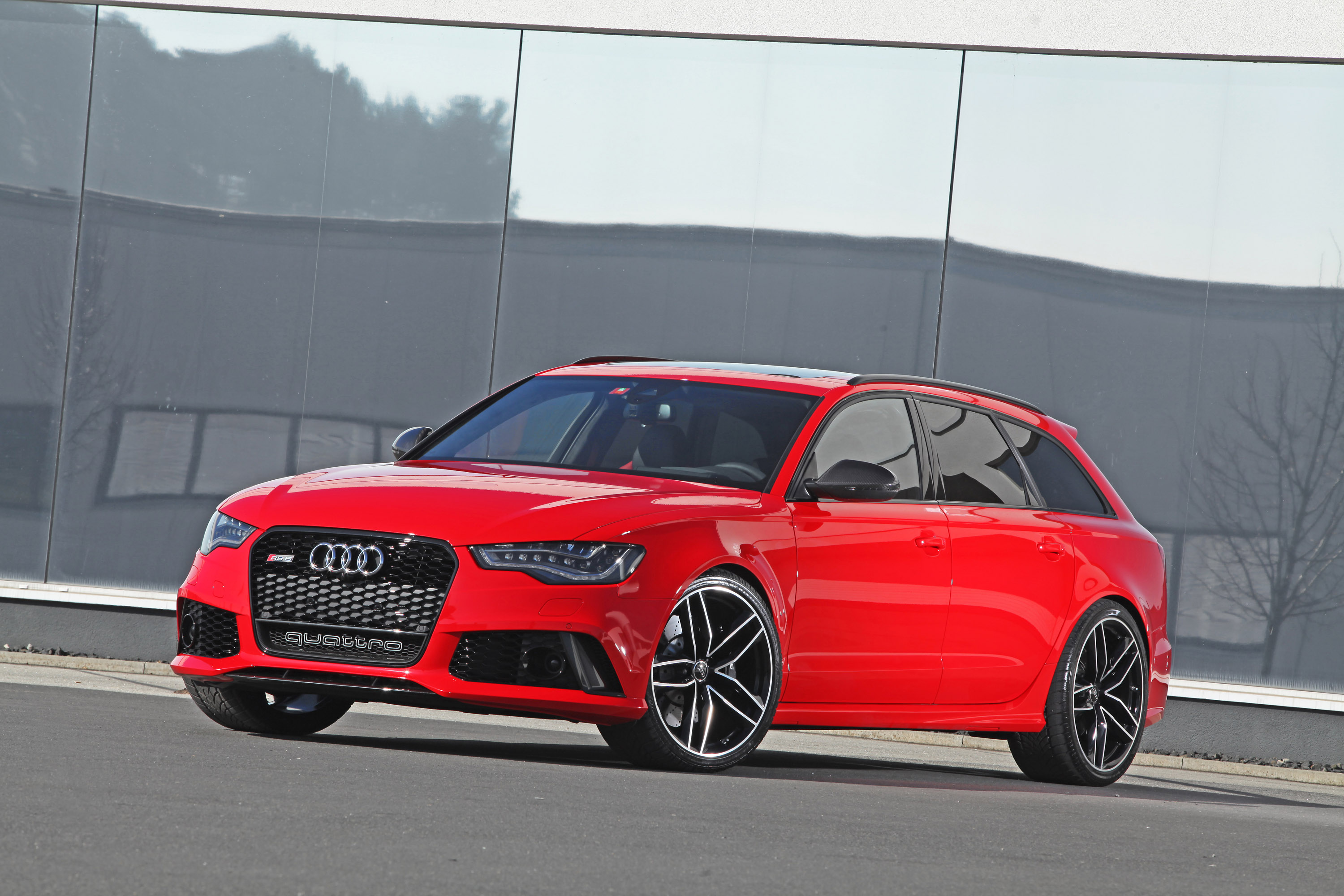 Audi RS6 AS By HPerformance