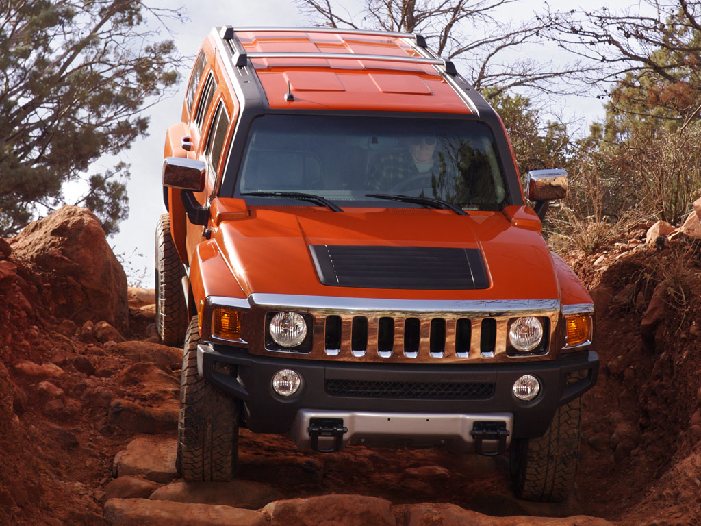 Hummer H3 Picture