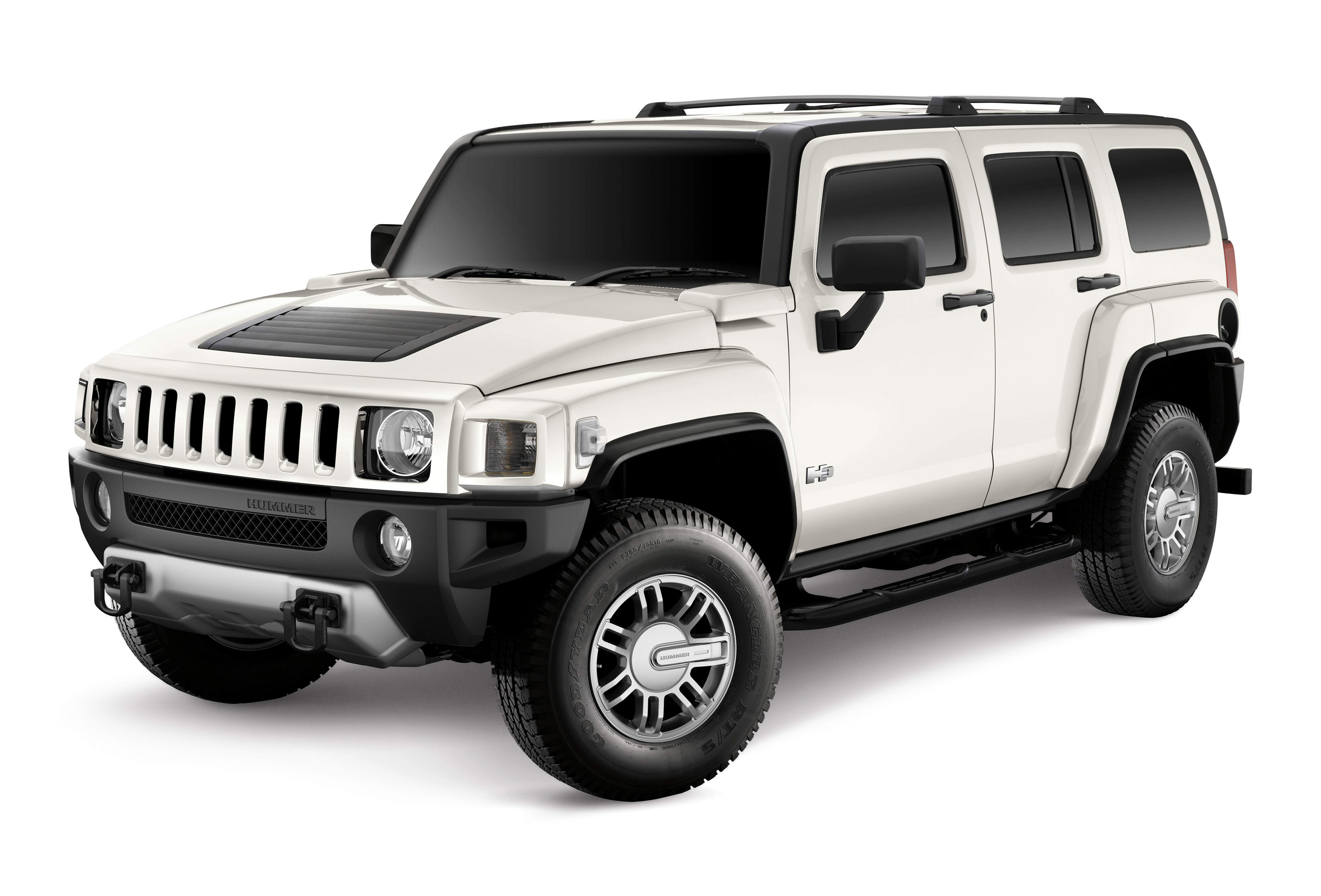 Hummer H3 Sensation Limited Edition With Even More Equipment At The