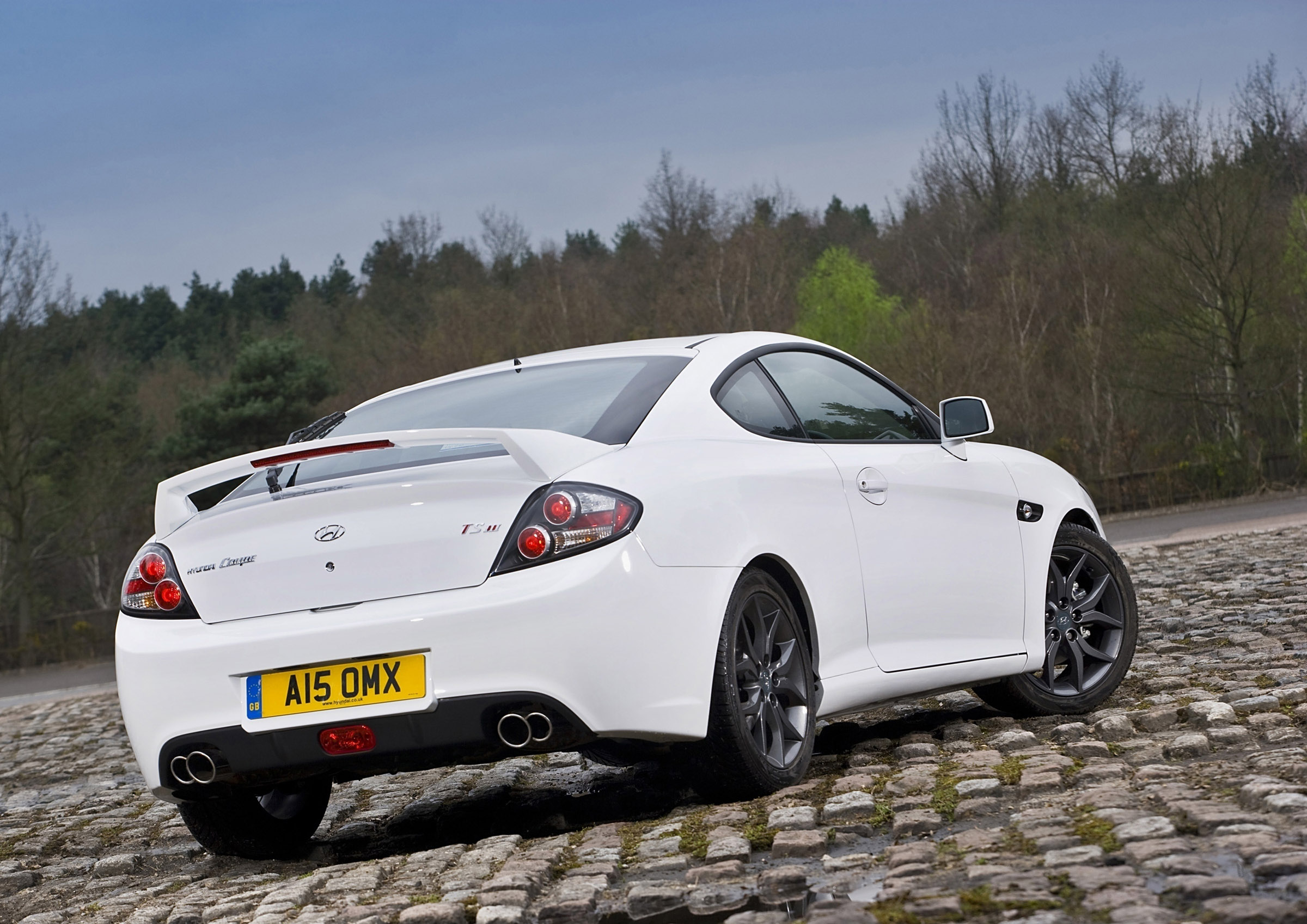Hyundai Offers Coupe Style On MegaLow Price - Sports cars low price
