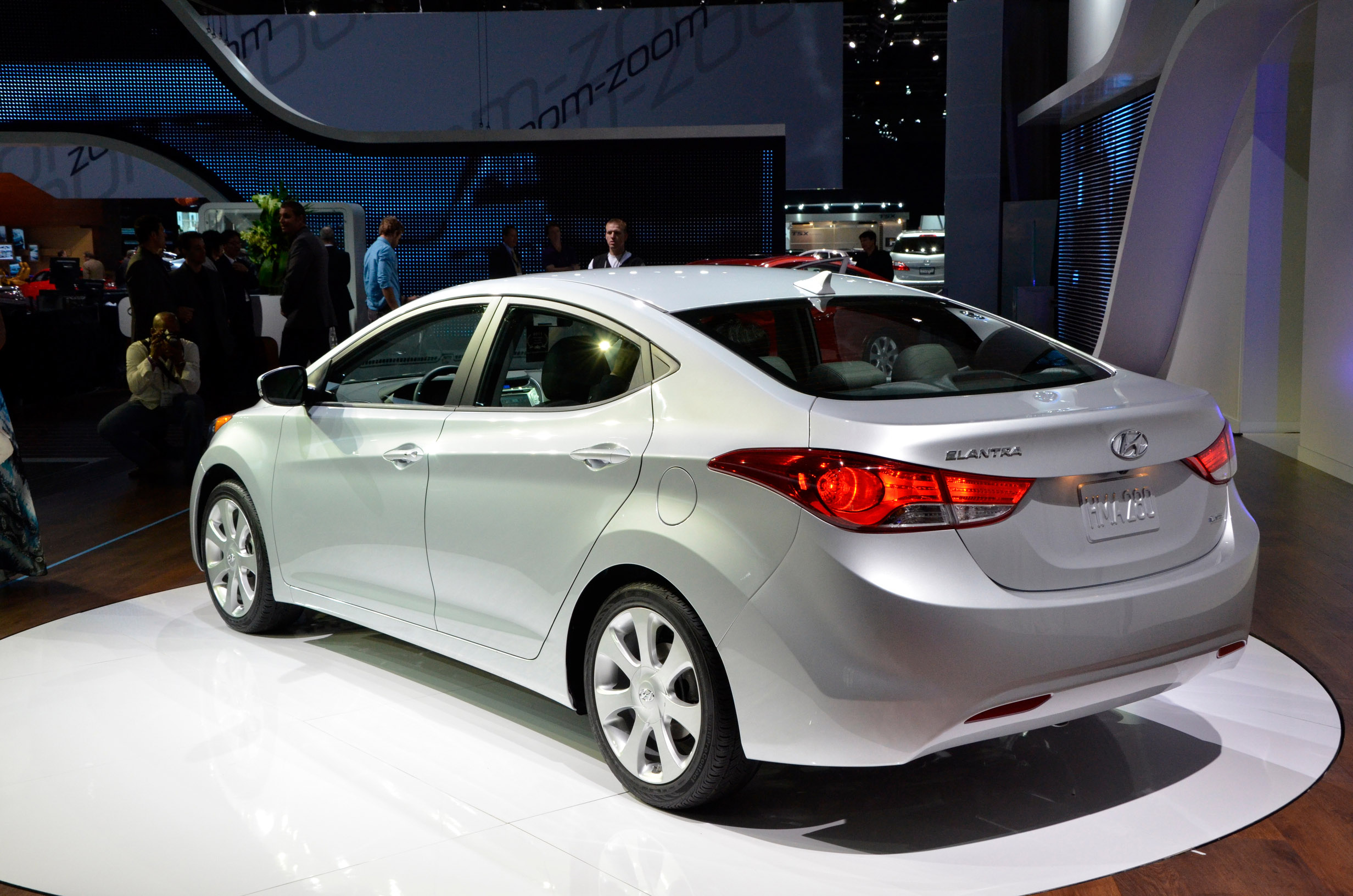 Hyundai Elantra Los Angeles 2010 Picture 45849