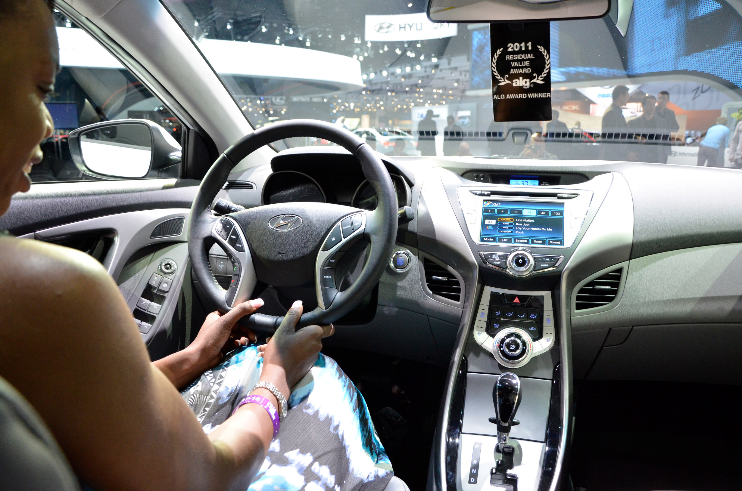 Hyundai Elantra Los Angeles 2010 Picture 45850