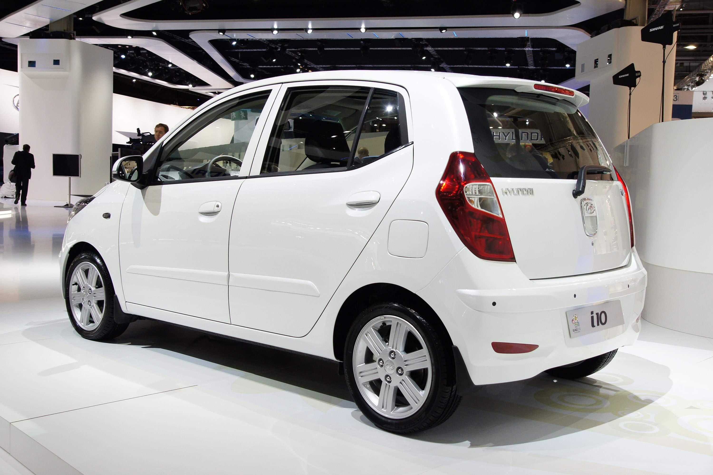 Hyundai i10 Paris 2010 - Picture 43229