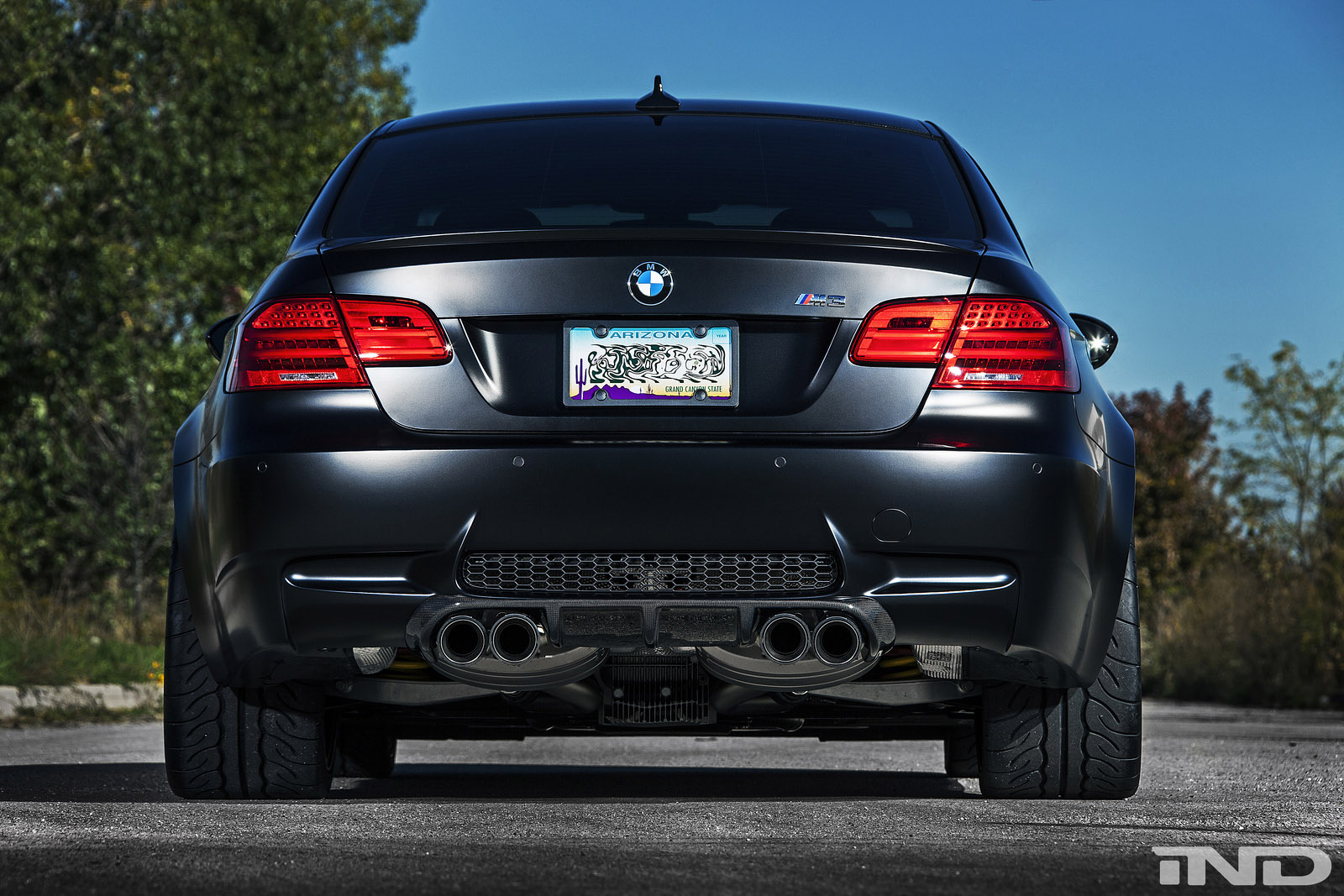 Bmw M3 Convertible >> Frozen Black Edition BMW E92 M3 by iND