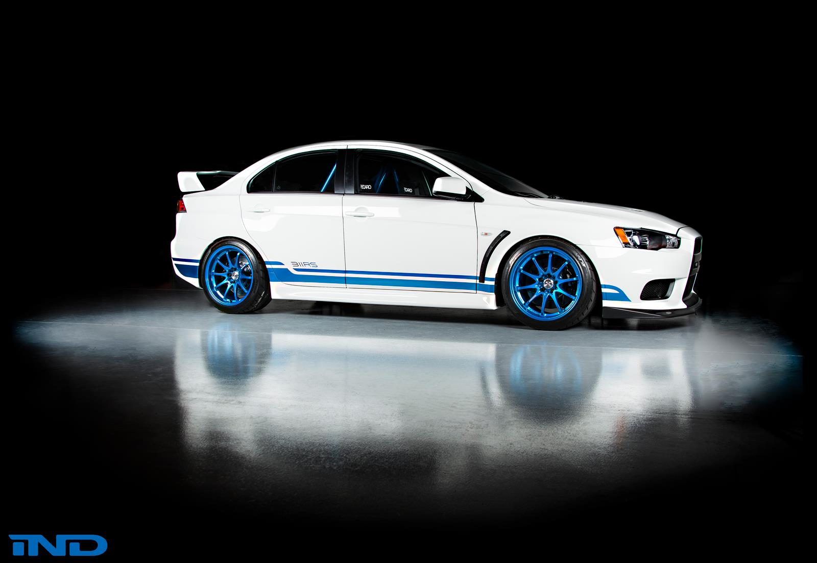 limited production ind mitsubishi evo x 311rs released