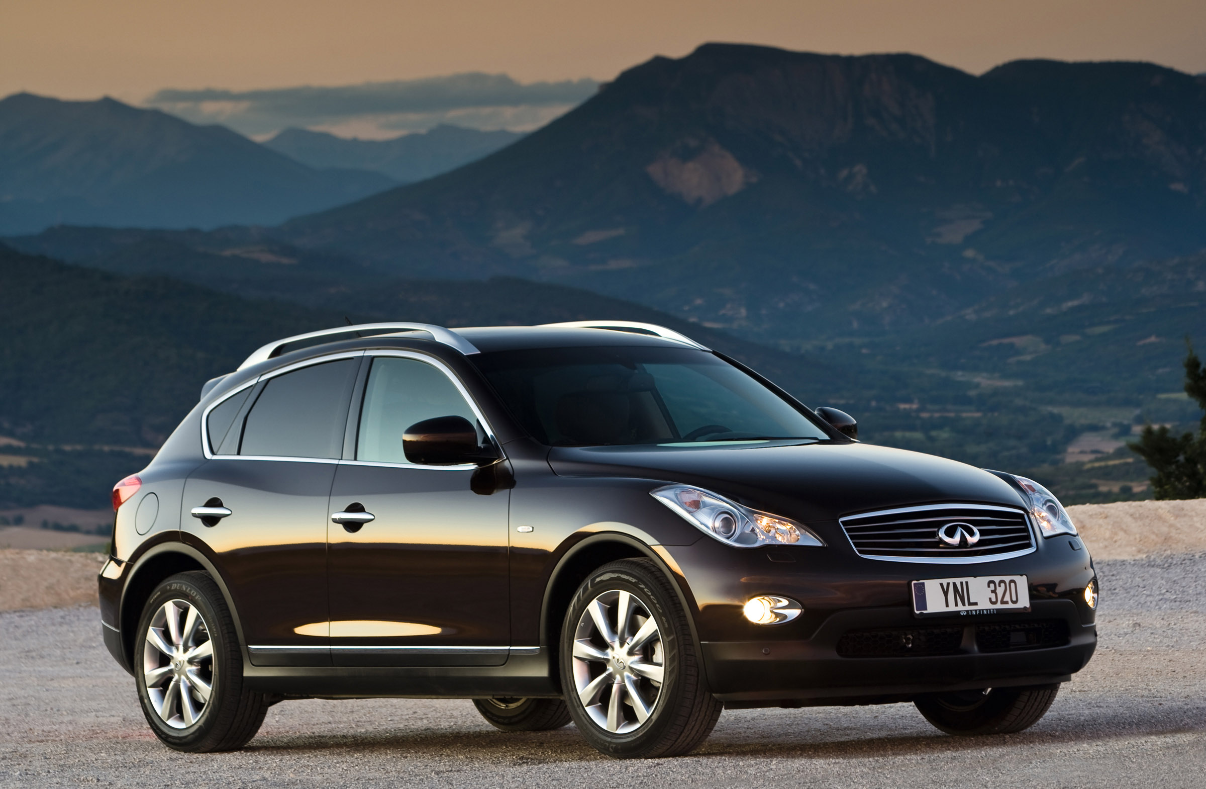 2012 Vilner Infiniti Ex37 The Modern Crossover With Оld
