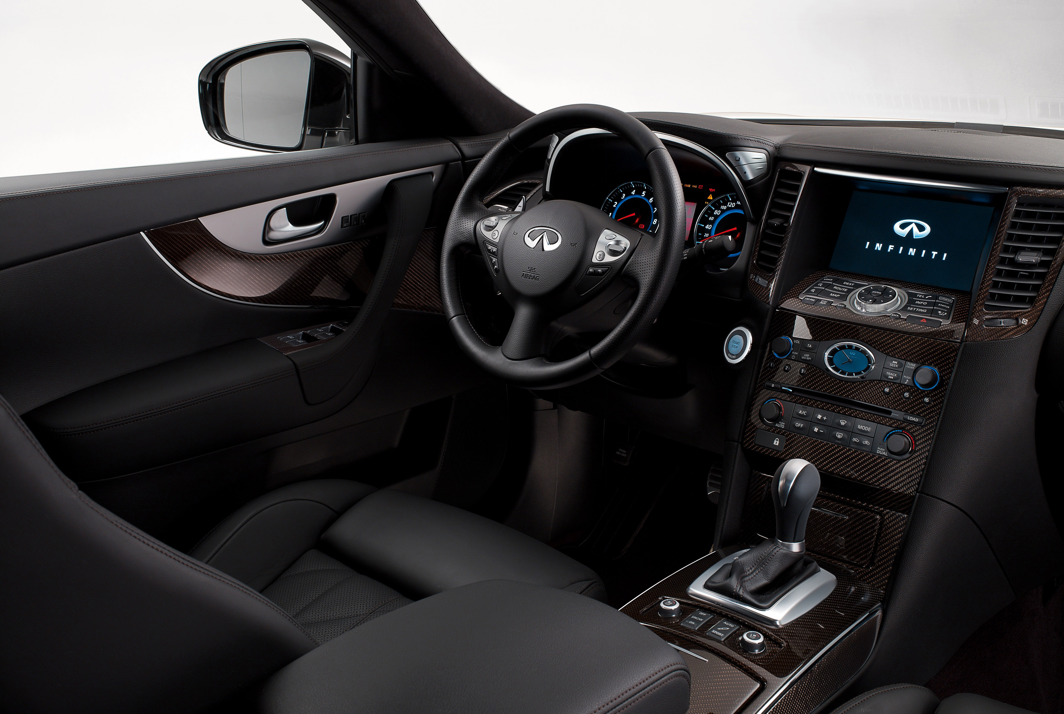 Infiniti released fx limited edition luxury crossovers infiniti fx limited edition vanachro Gallery