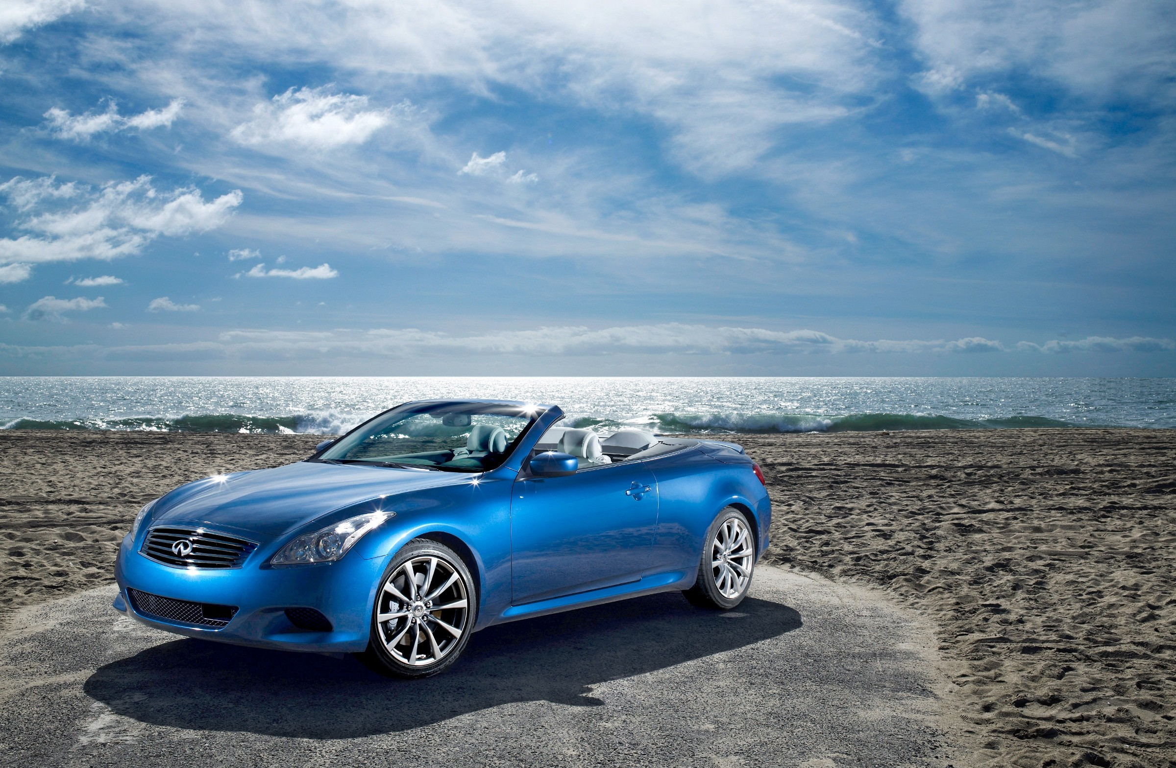 Infiniti g37 convertible beauty uncompromised infiniti g37 convertible vanachro Gallery