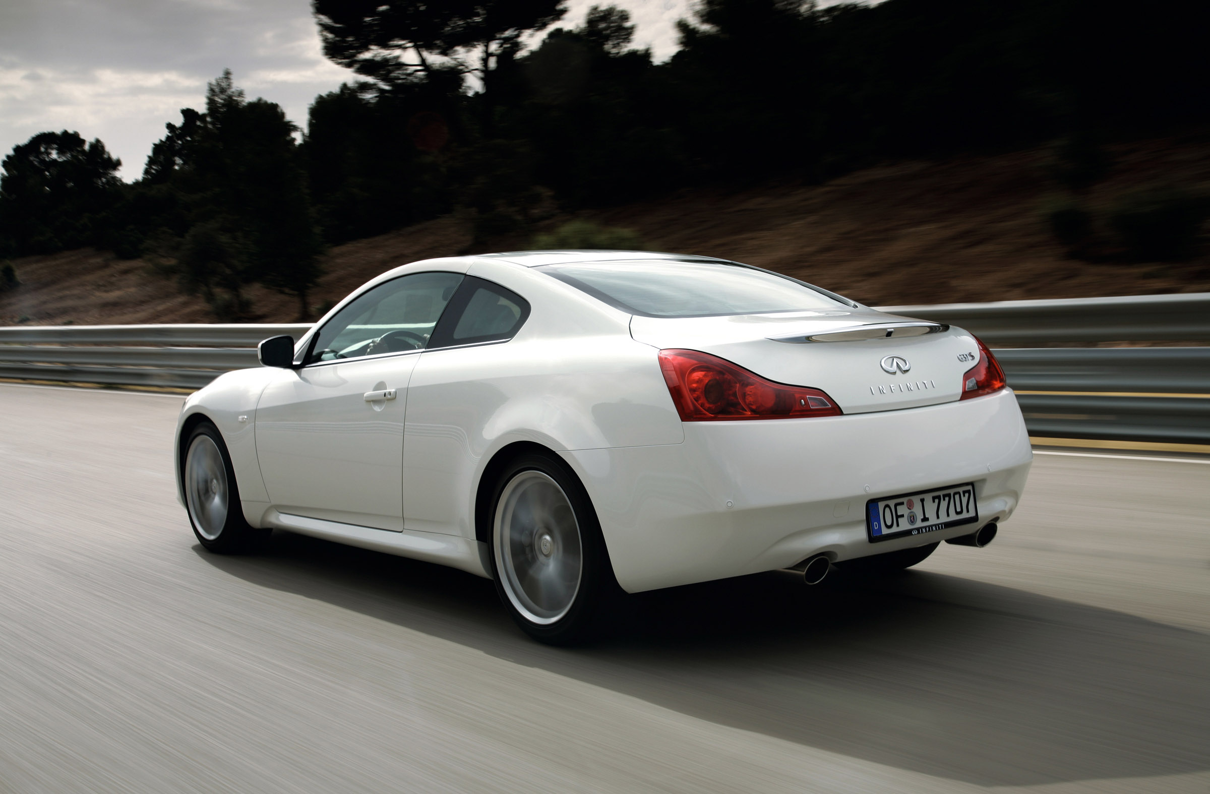 Infiniti G Coupe Car And Driver Review