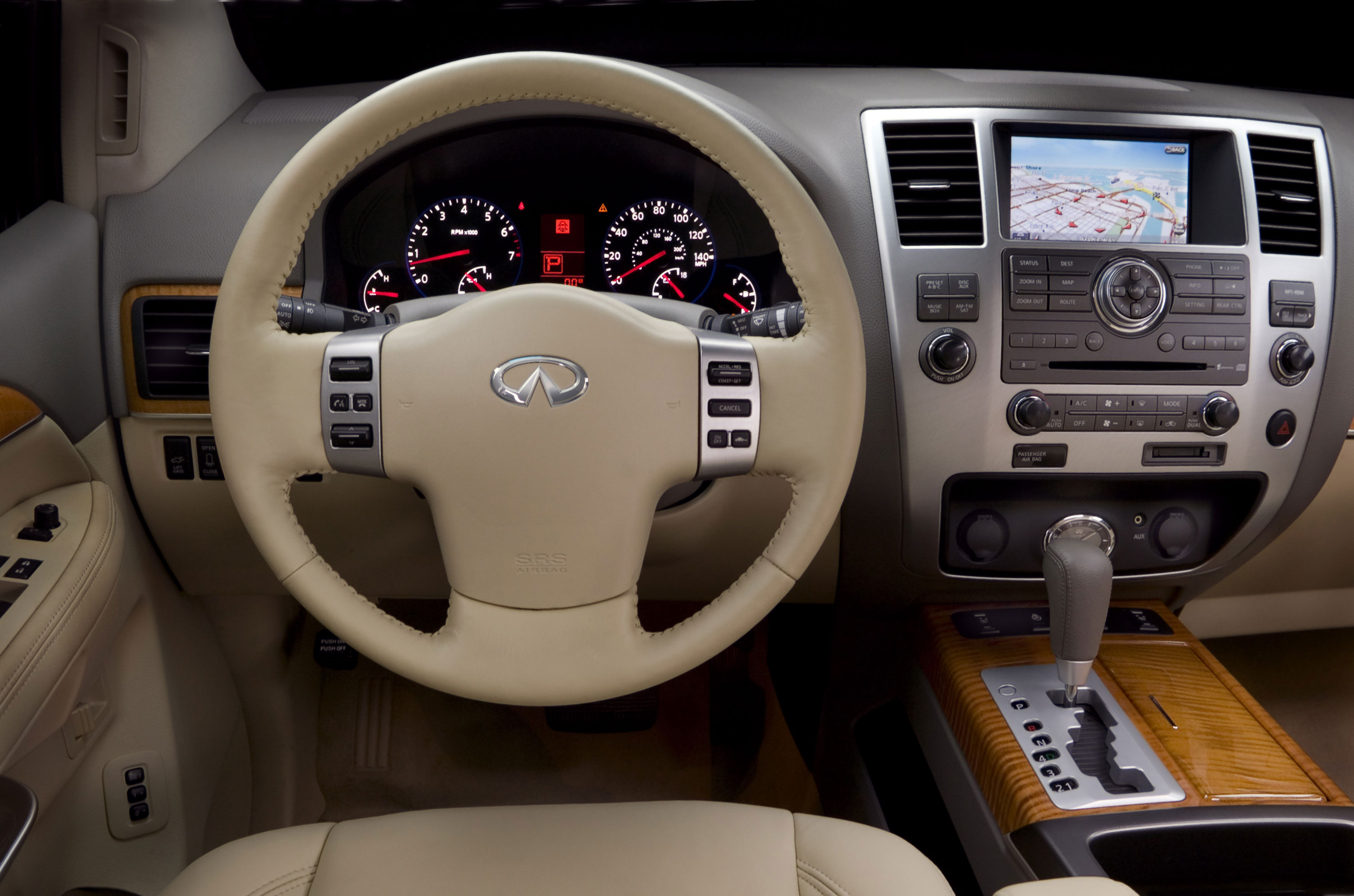 suv used sale infiniti infinity for