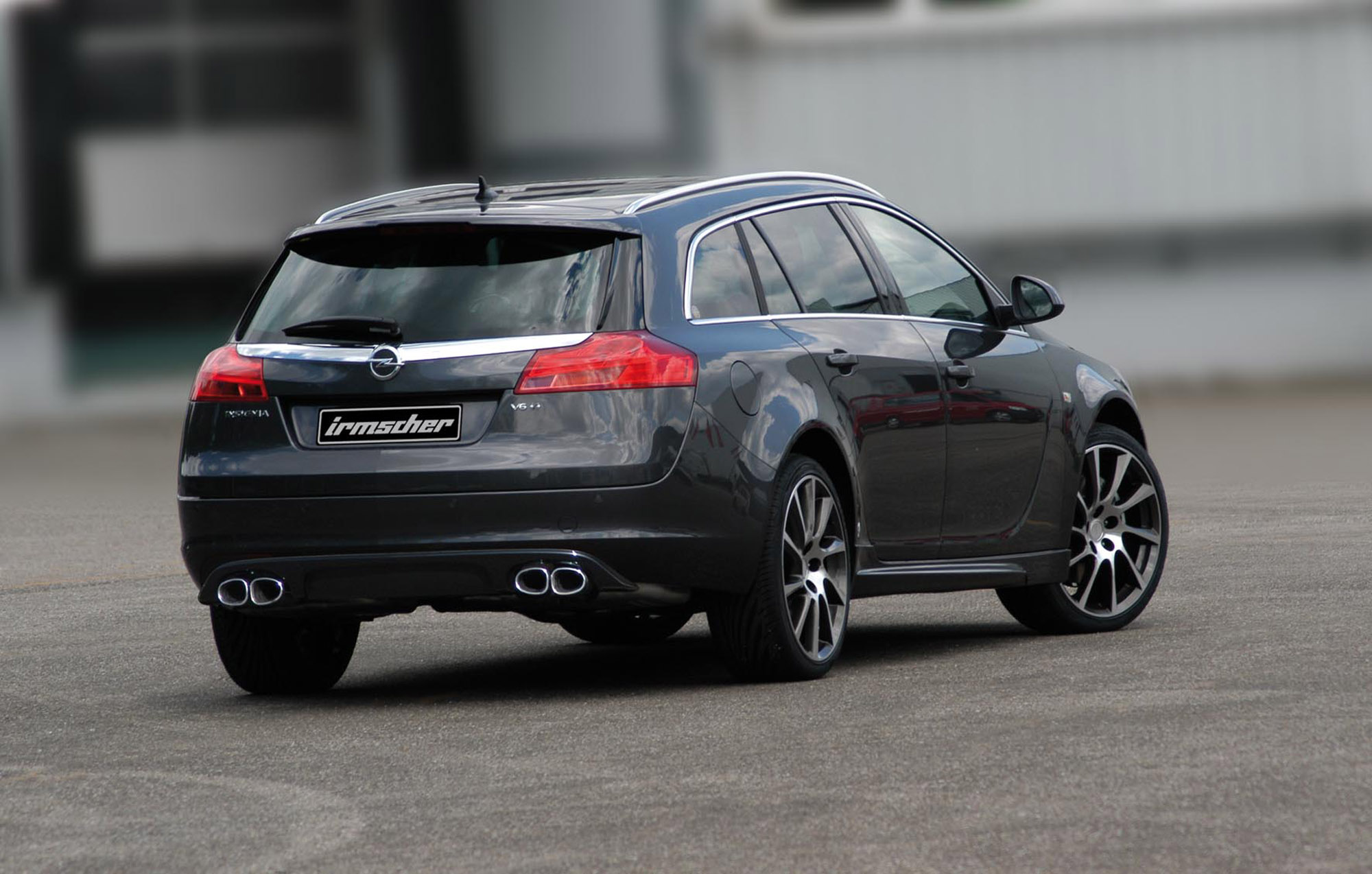 irmscher opel insignia sports tourer - picture 32578