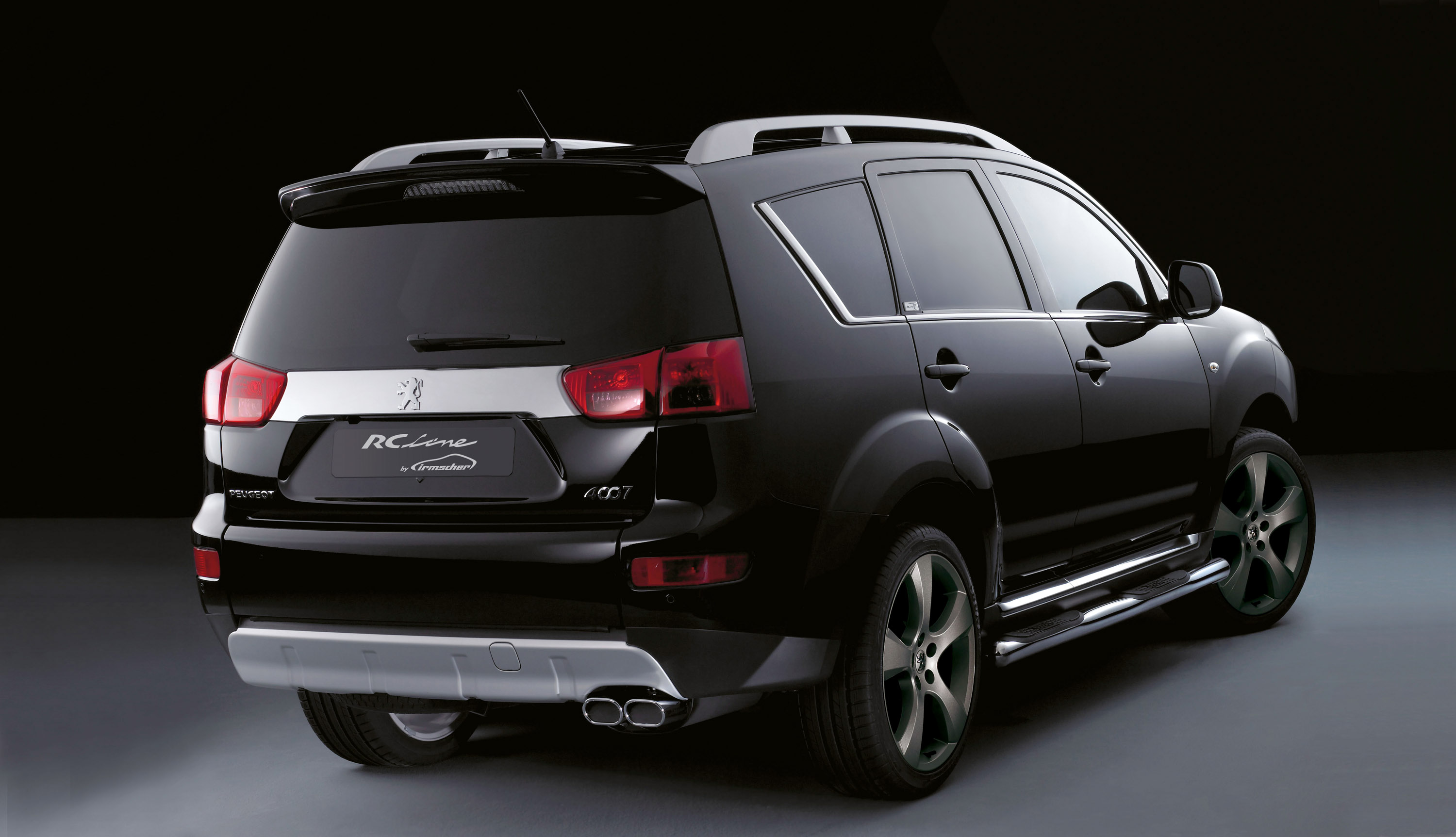 Irmscher S Individual Touch Beautify Peugeot 4007 Rc Line
